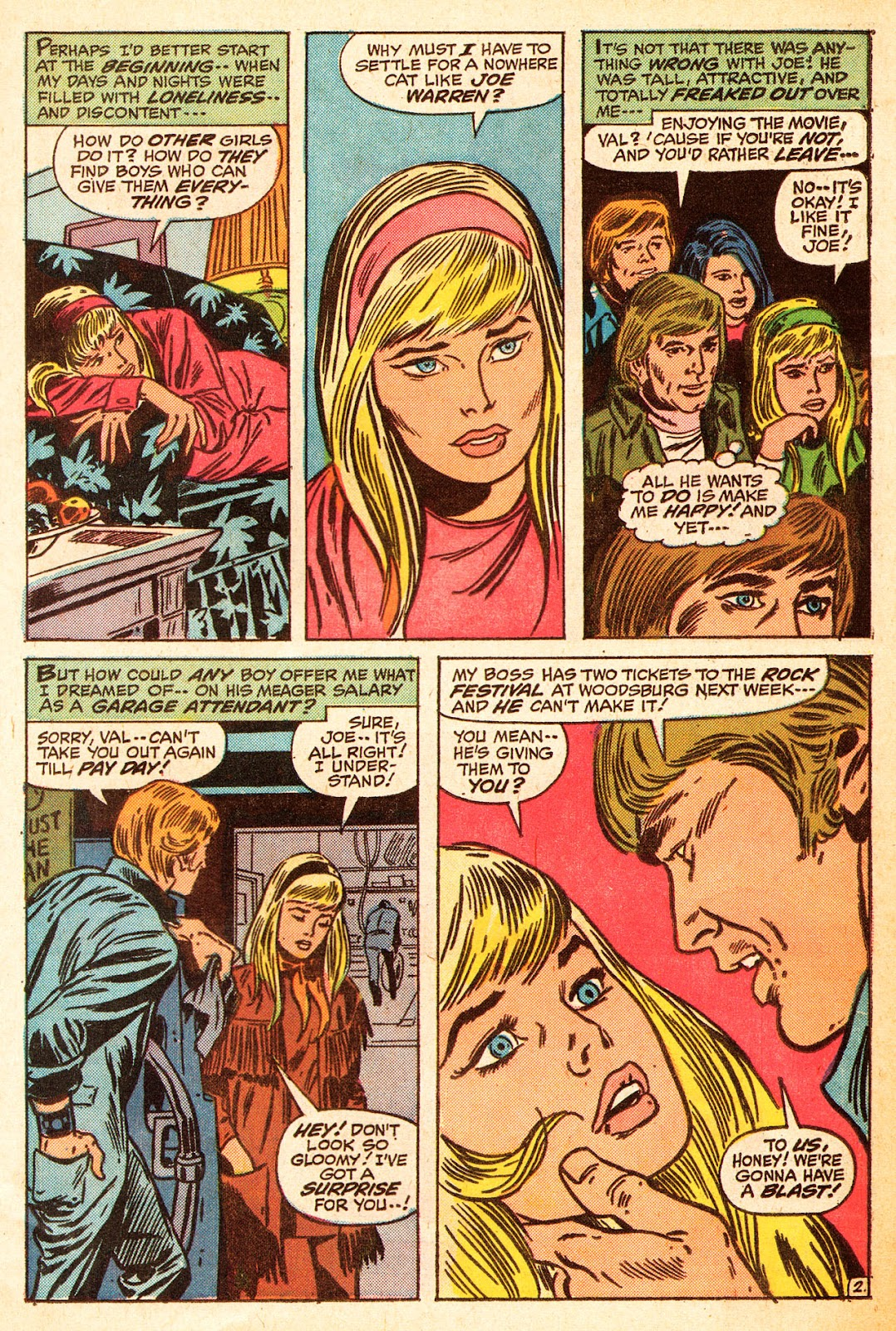 My Love (1969) issue 22 - Page 23