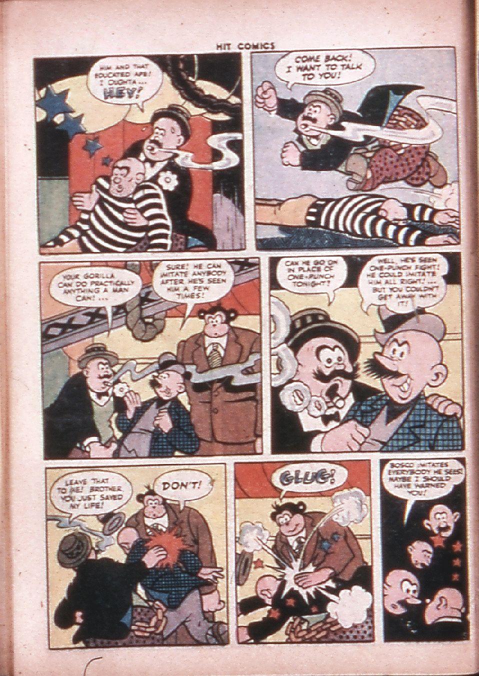 Read online Hit Comics comic -  Issue #33 - 51