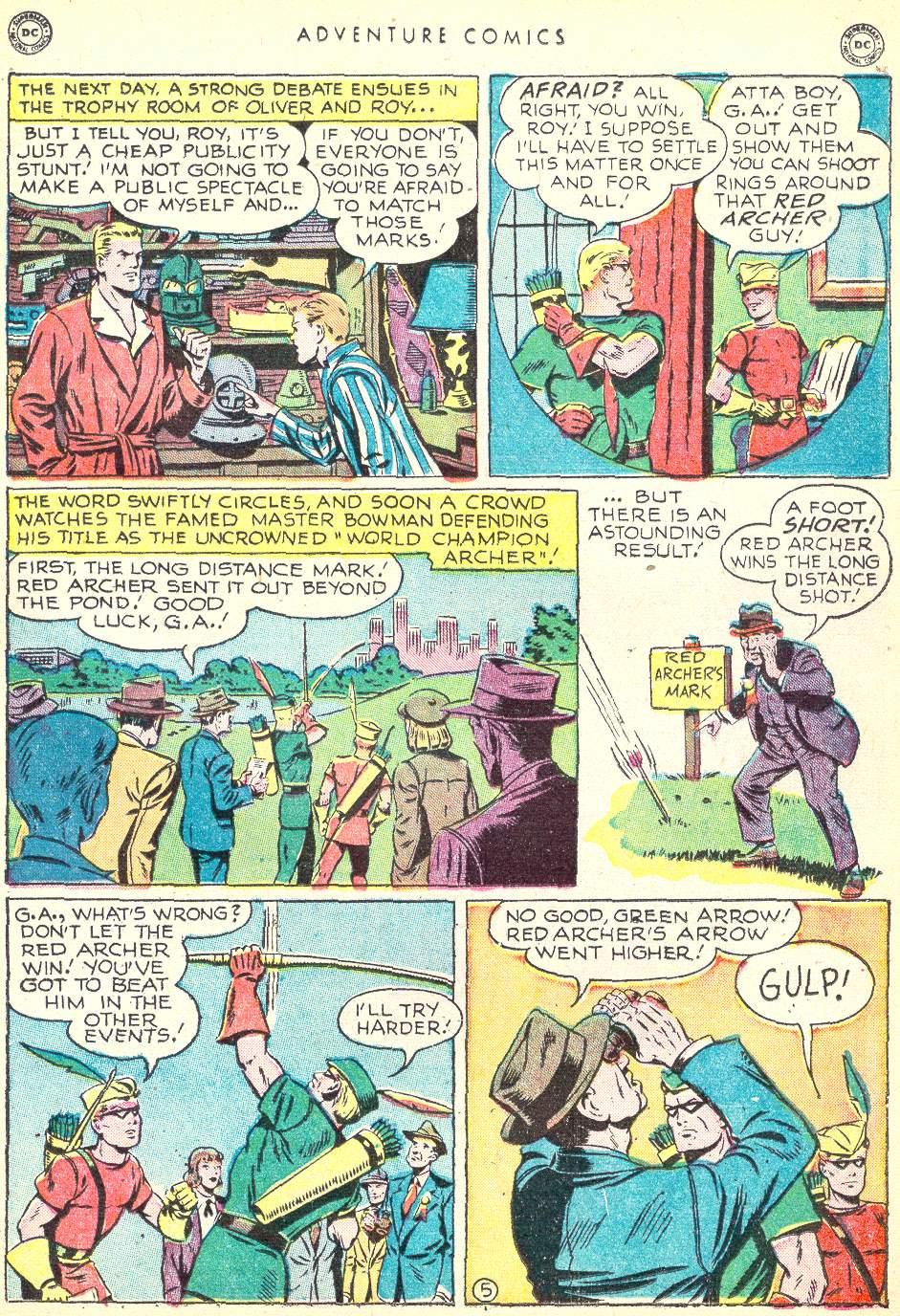 Read online Adventure Comics (1938) comic -  Issue #146 - 27