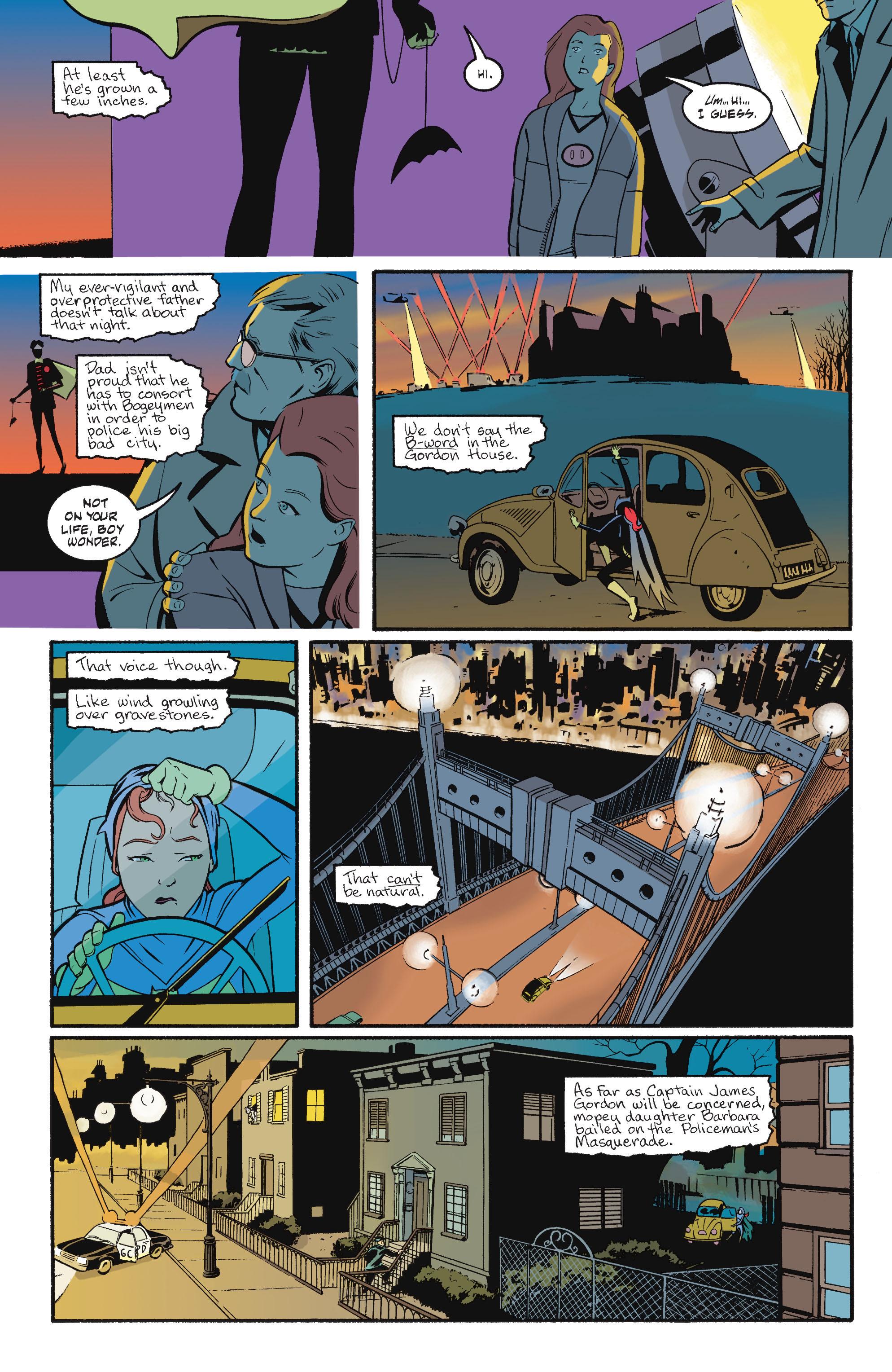 Read online Batgirl/Robin: Year One comic -  Issue # TPB 2 - 44