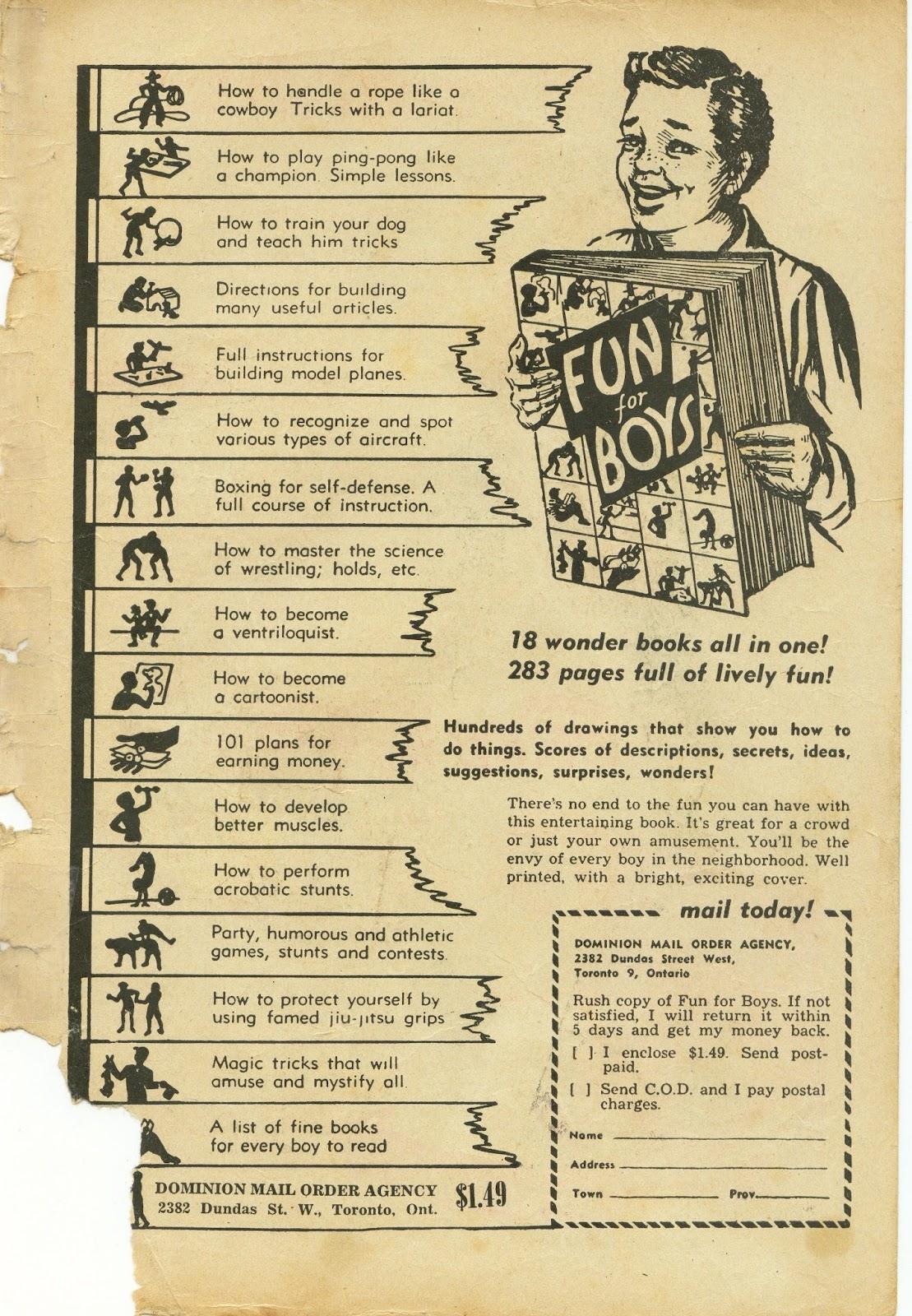 Venus (1948) issue 3 - Page 1