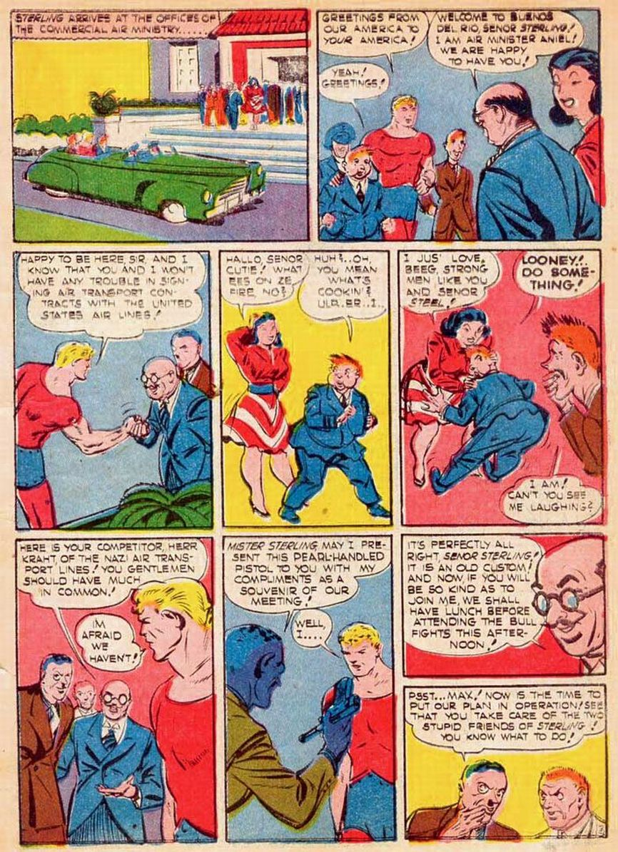 Zip Comics issue 19 - Page 5
