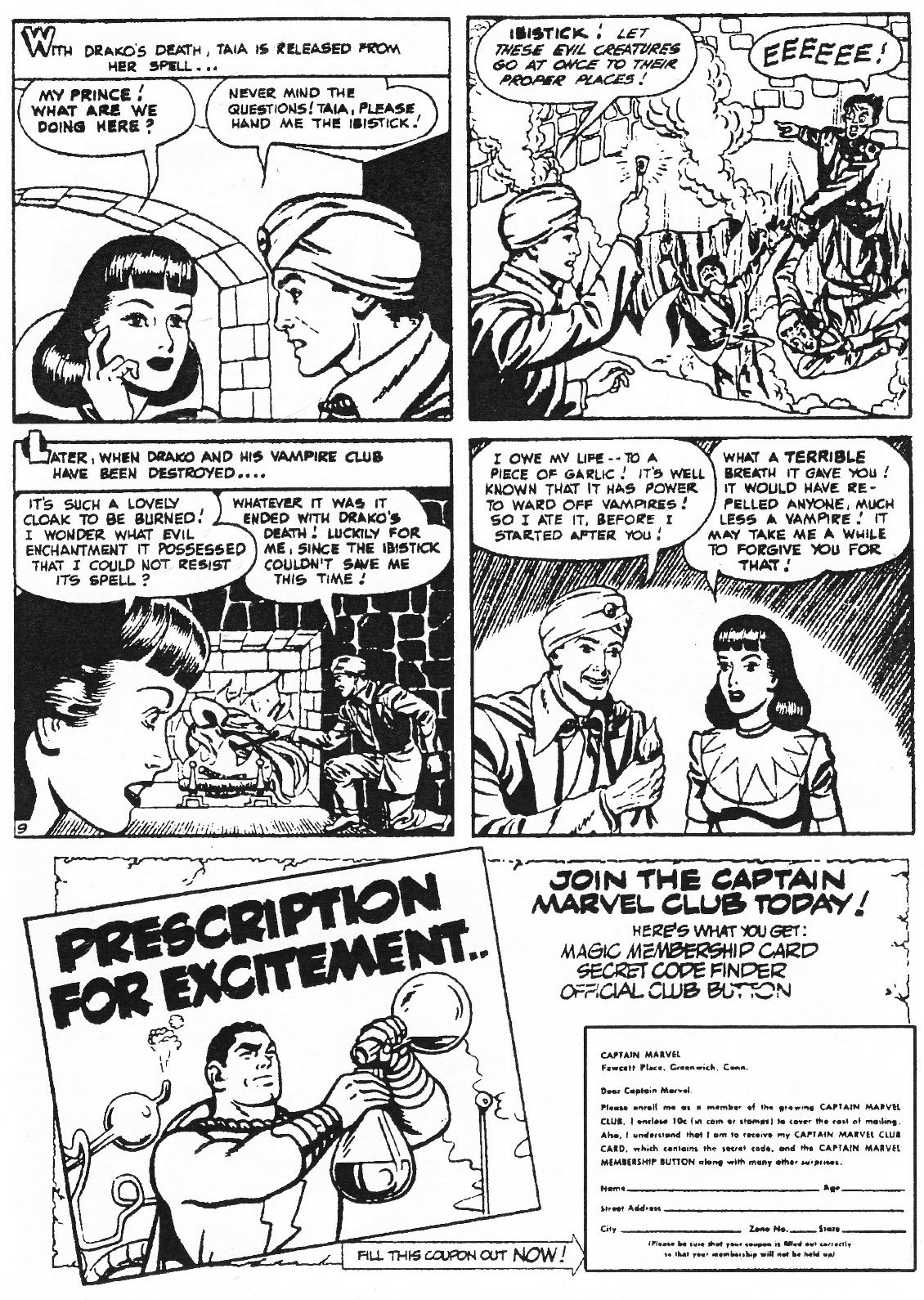 Read online Men of Mystery Comics comic -  Issue #82 - 171