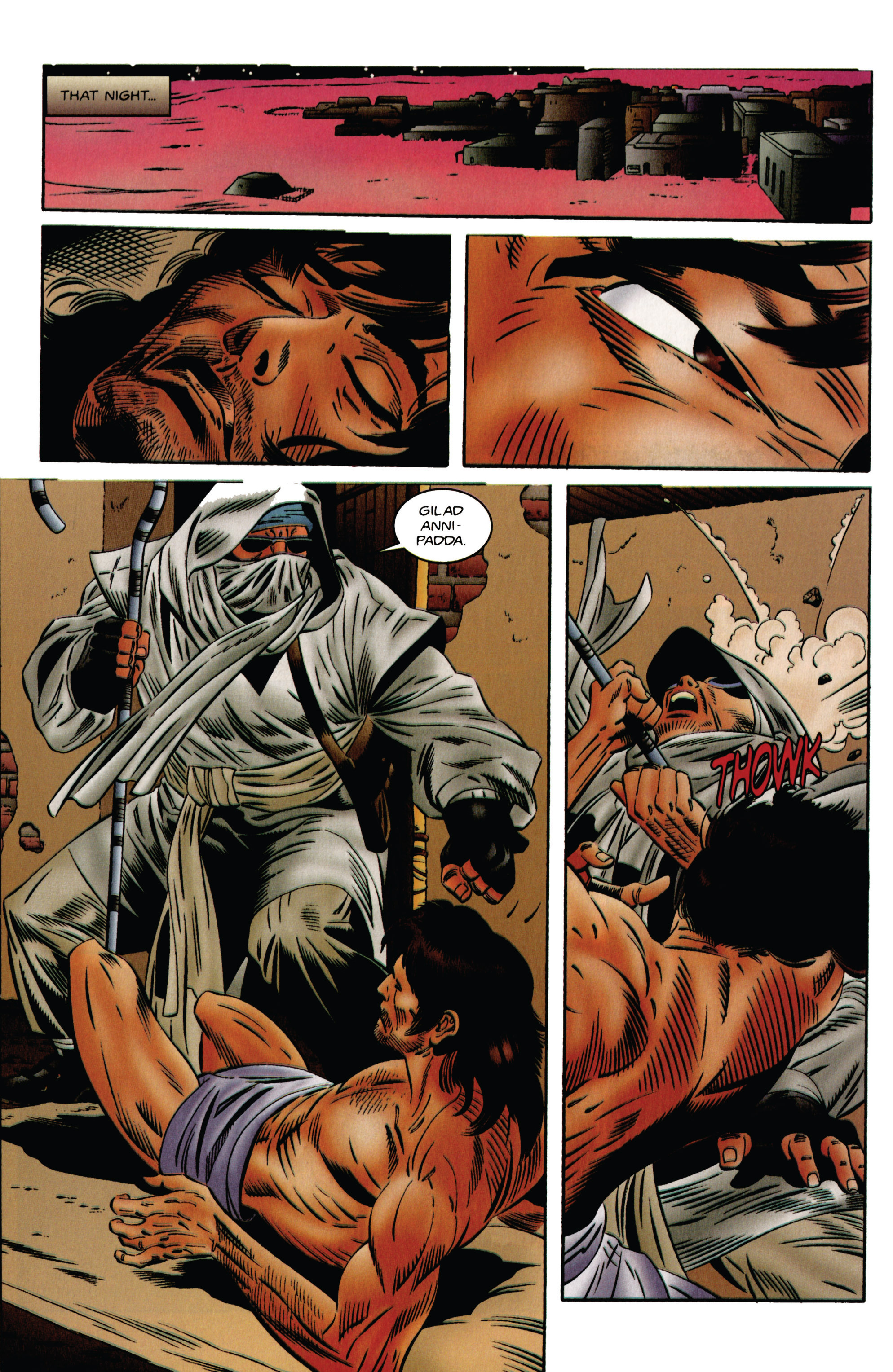 Read online Eternal Warrior (1992) comic -  Issue #47 - 17