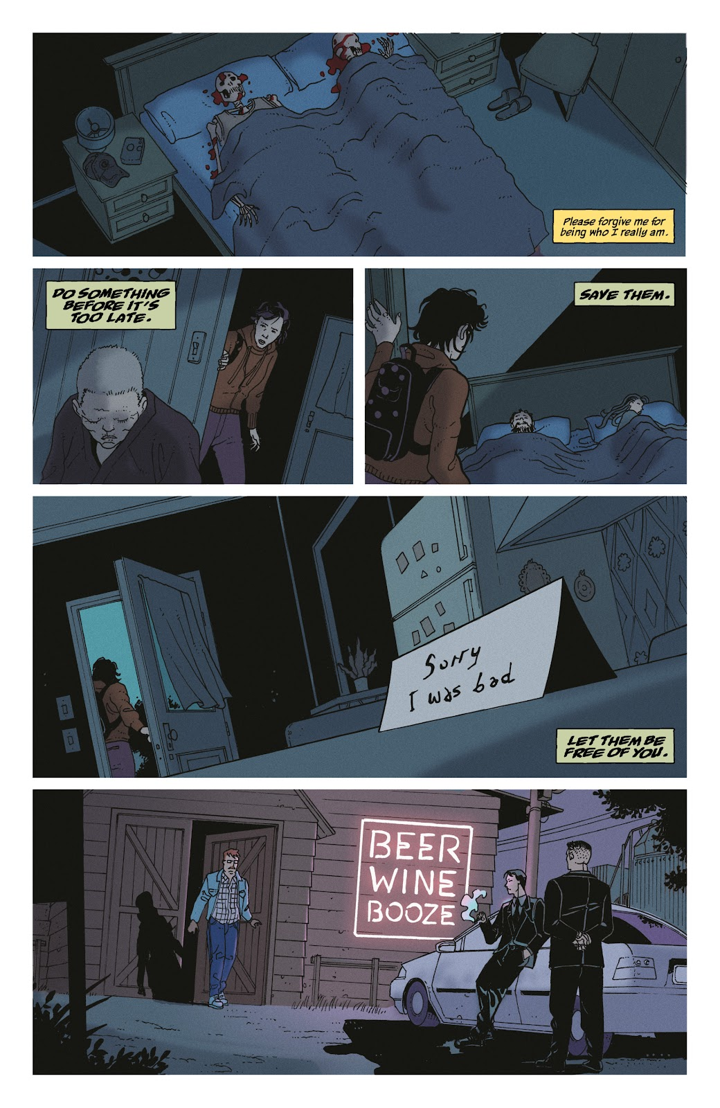Read online She Could Fly comic -  Issue # _TPB - 34