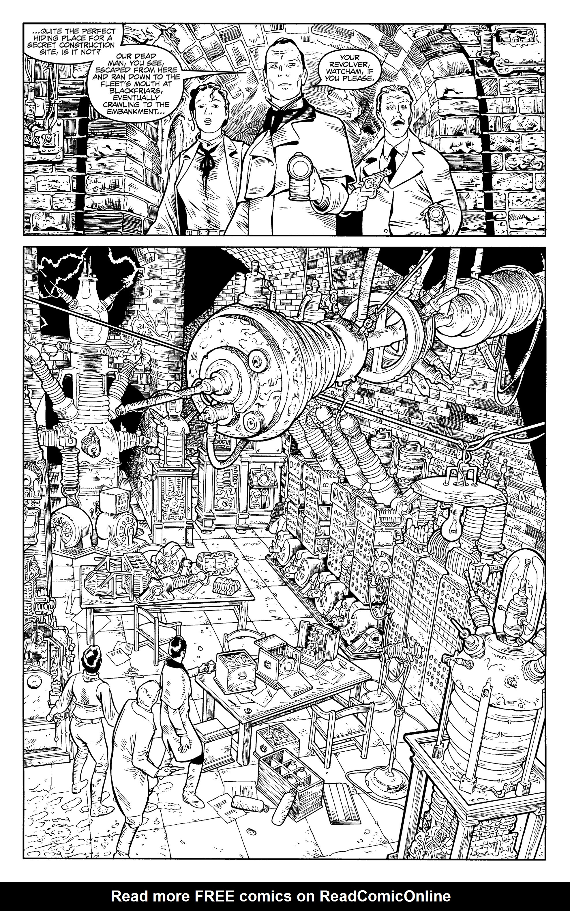 Read online Aetheric Mechanics comic -  Issue #Aetheric Mechanics Full - 39