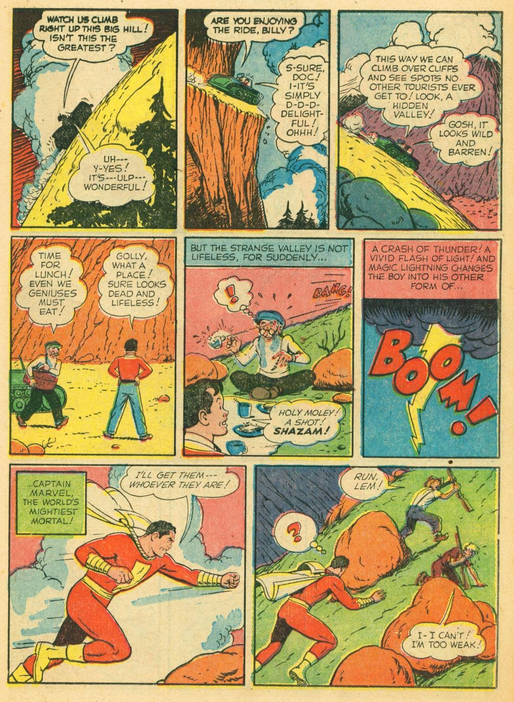 Captain Marvel Adventures issue 130 - Page 19