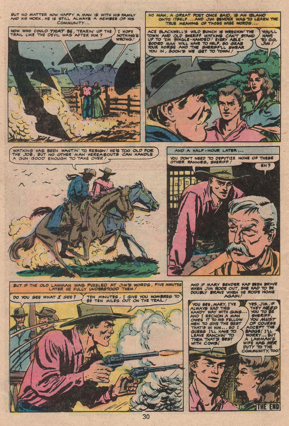 The Rawhide Kid (1955) issue 139 - Page 32