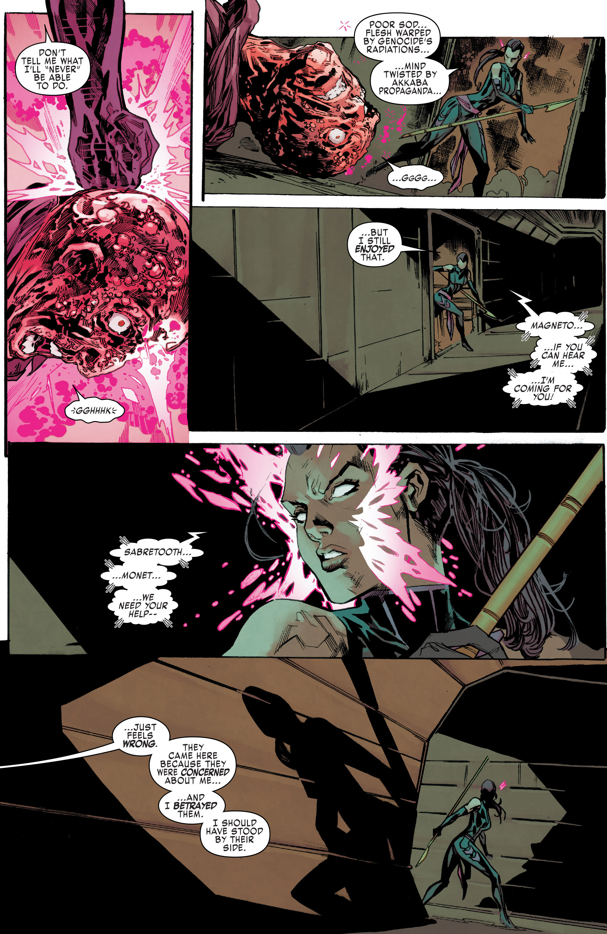 Read online Uncanny X-Men (2016) comic -  Issue #8 - 6