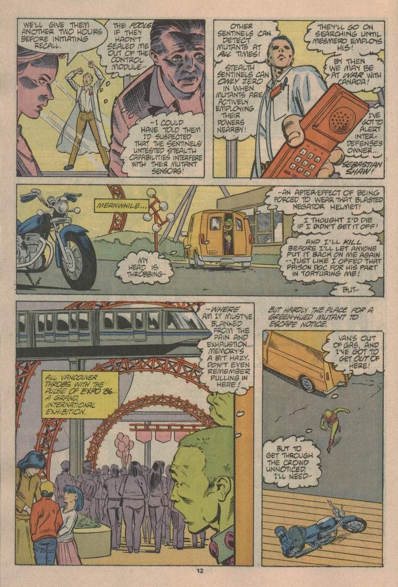 Read online Alpha Flight (1983) comic -  Issue #43 - 13