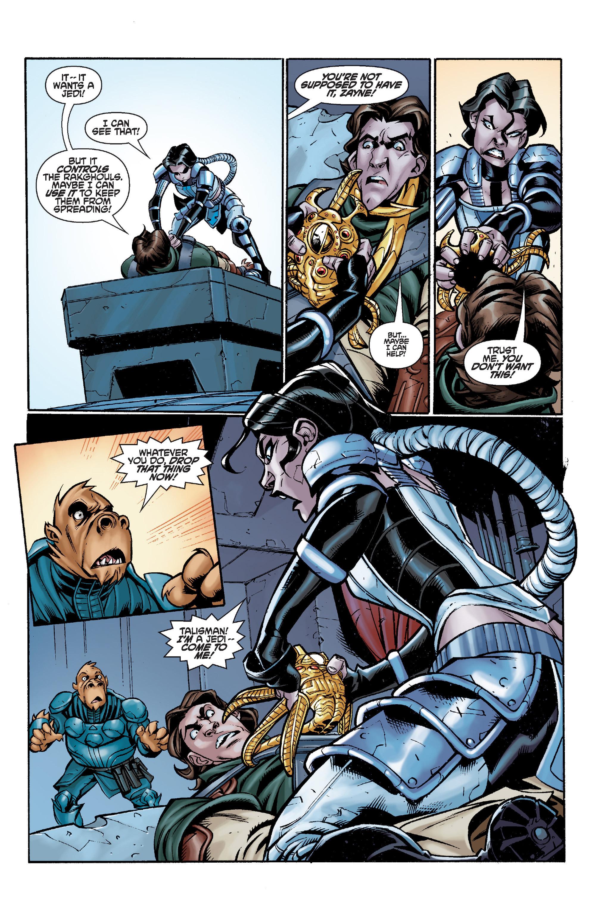Read online Star Wars Omnibus comic -  Issue # Vol. 32 - 208