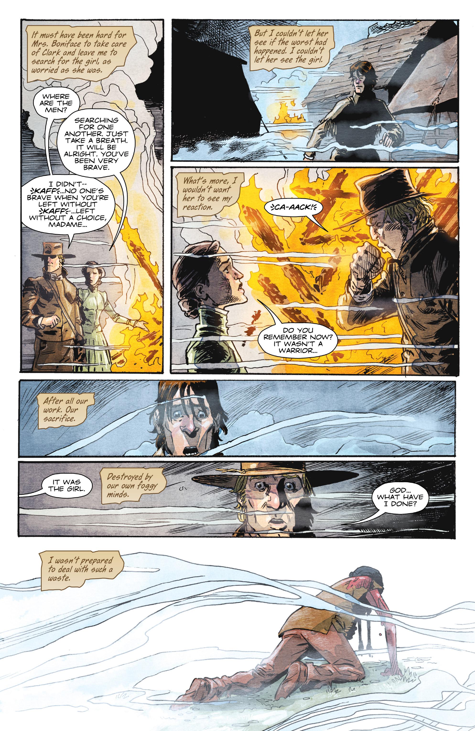 Read online Manifest Destiny comic -  Issue #29 - 18