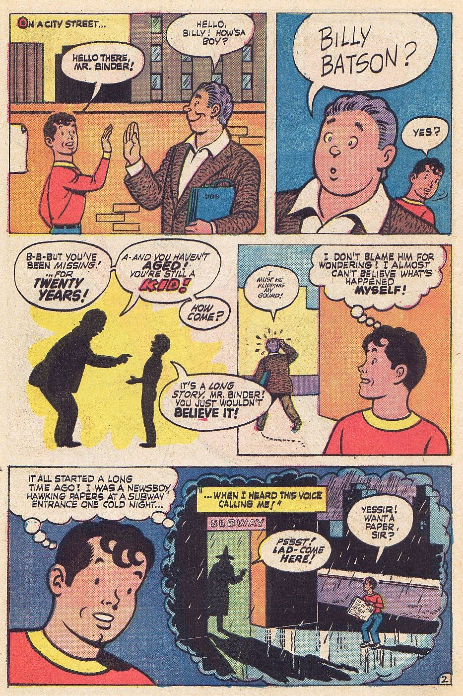 Read online Shazam! (1973) comic -  Issue #1 - 3