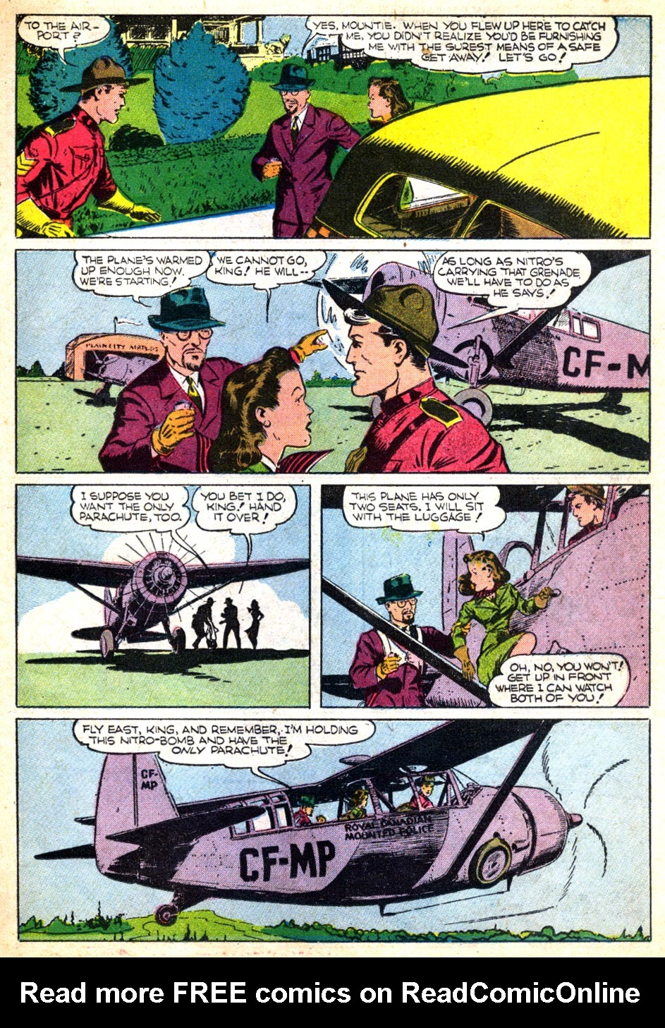 Four Color Comics issue 283 - Page 23