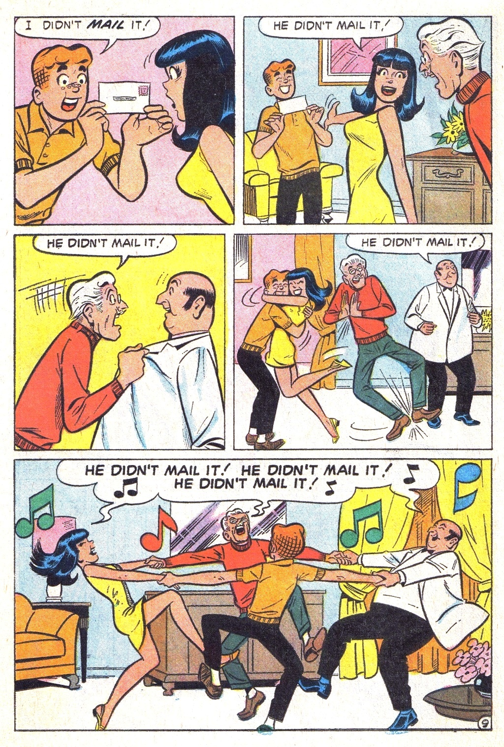 Read online Archie (1960) comic -  Issue #193 - 22