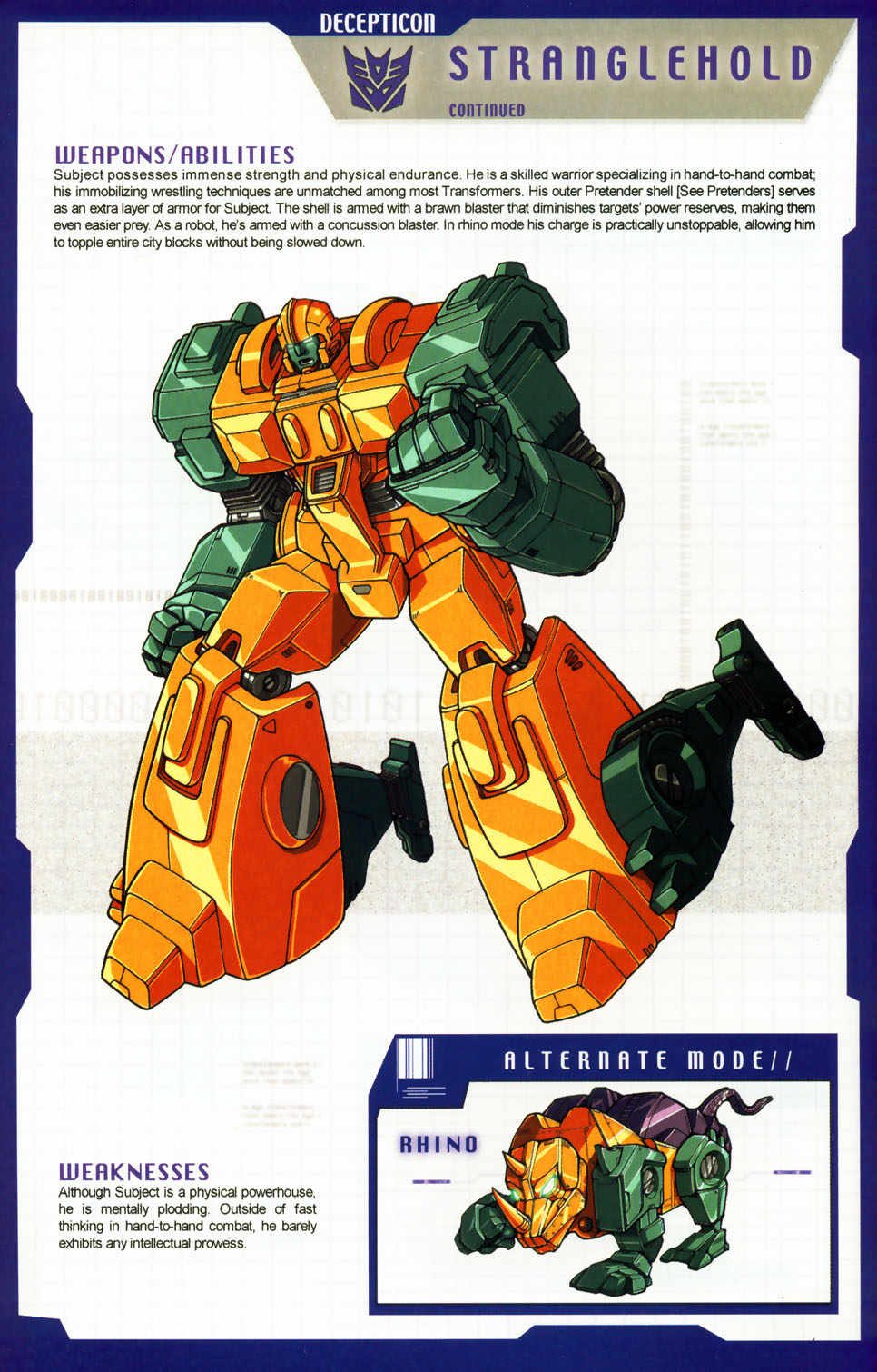 Read online Transformers: More than Meets the Eye comic -  Issue #6 - 49