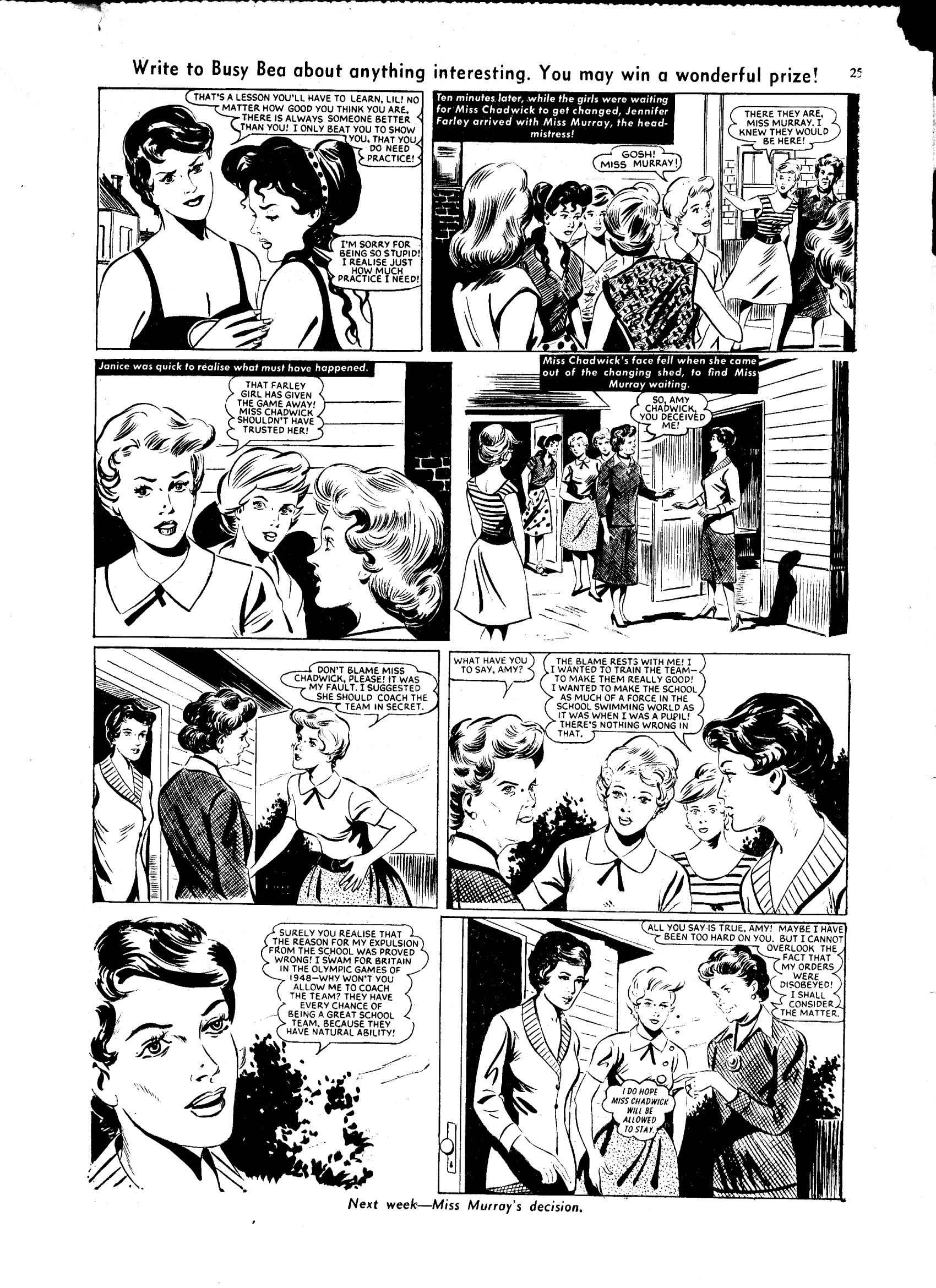 Read online Judy comic -  Issue #63 - 25
