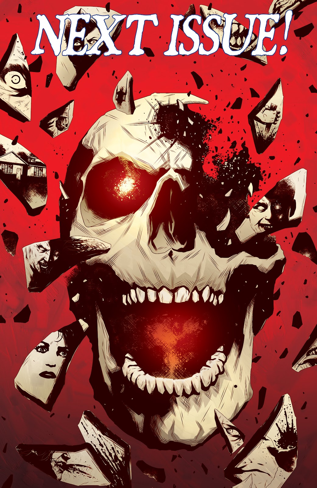 Read online Devil Within comic -  Issue #3 - 23