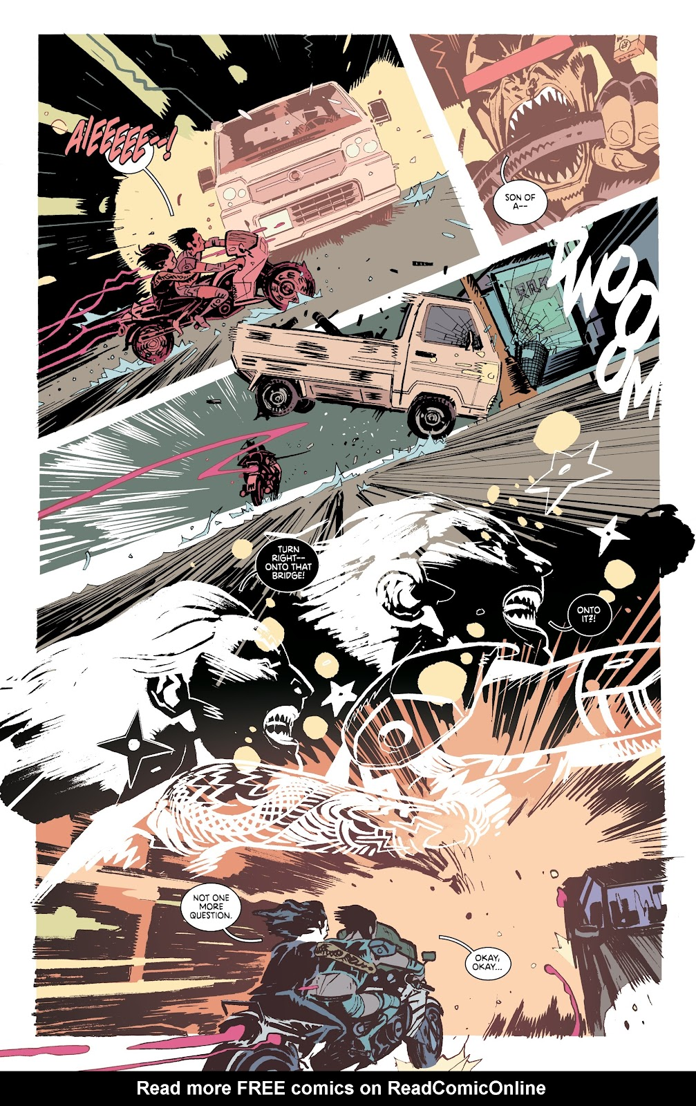 Read online Deadly Class comic -  Issue #37 - 18