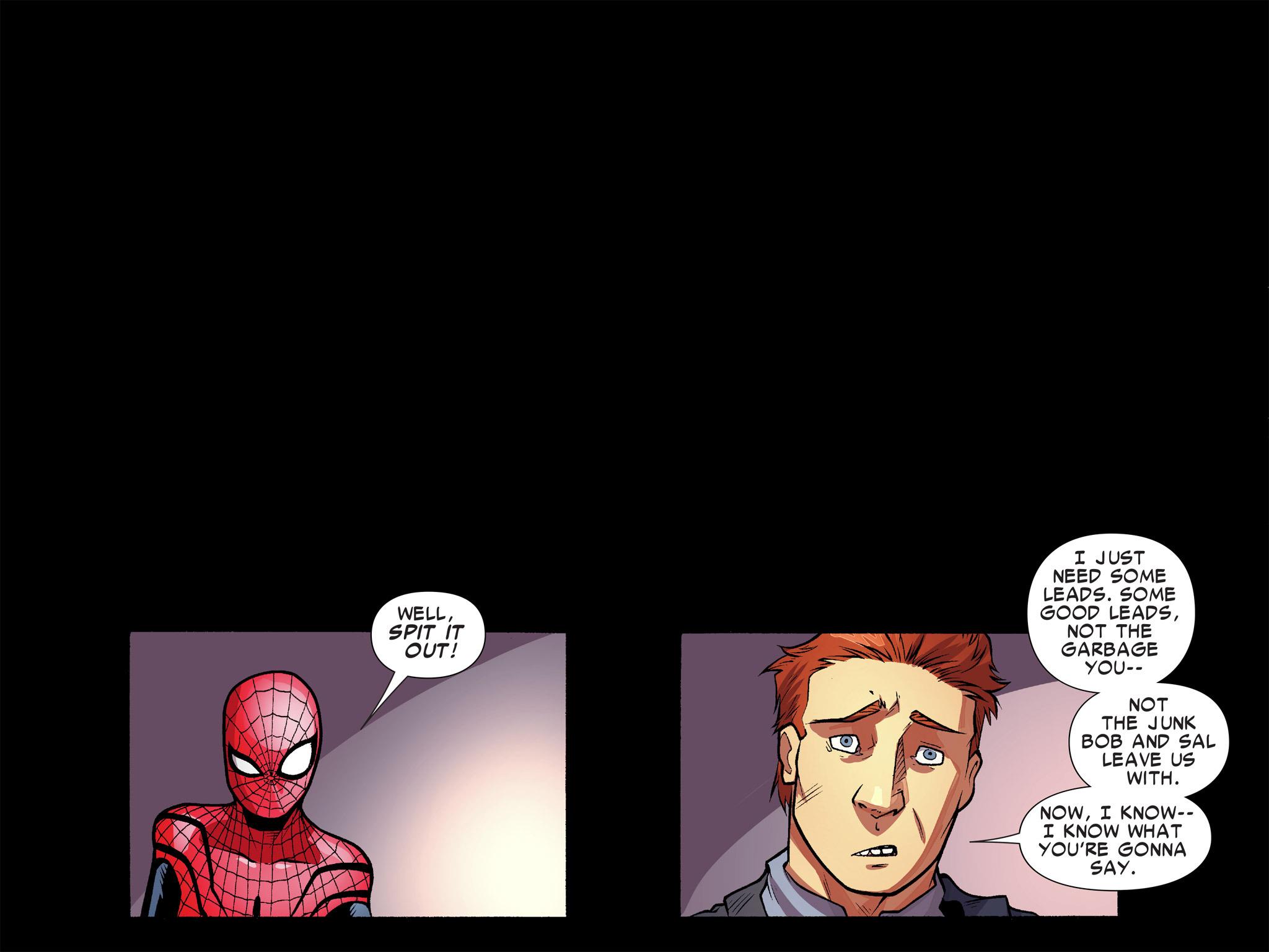 Read online Ultimate Spider-Man (Infinite Comics) (2016) comic -  Issue #10 - 17