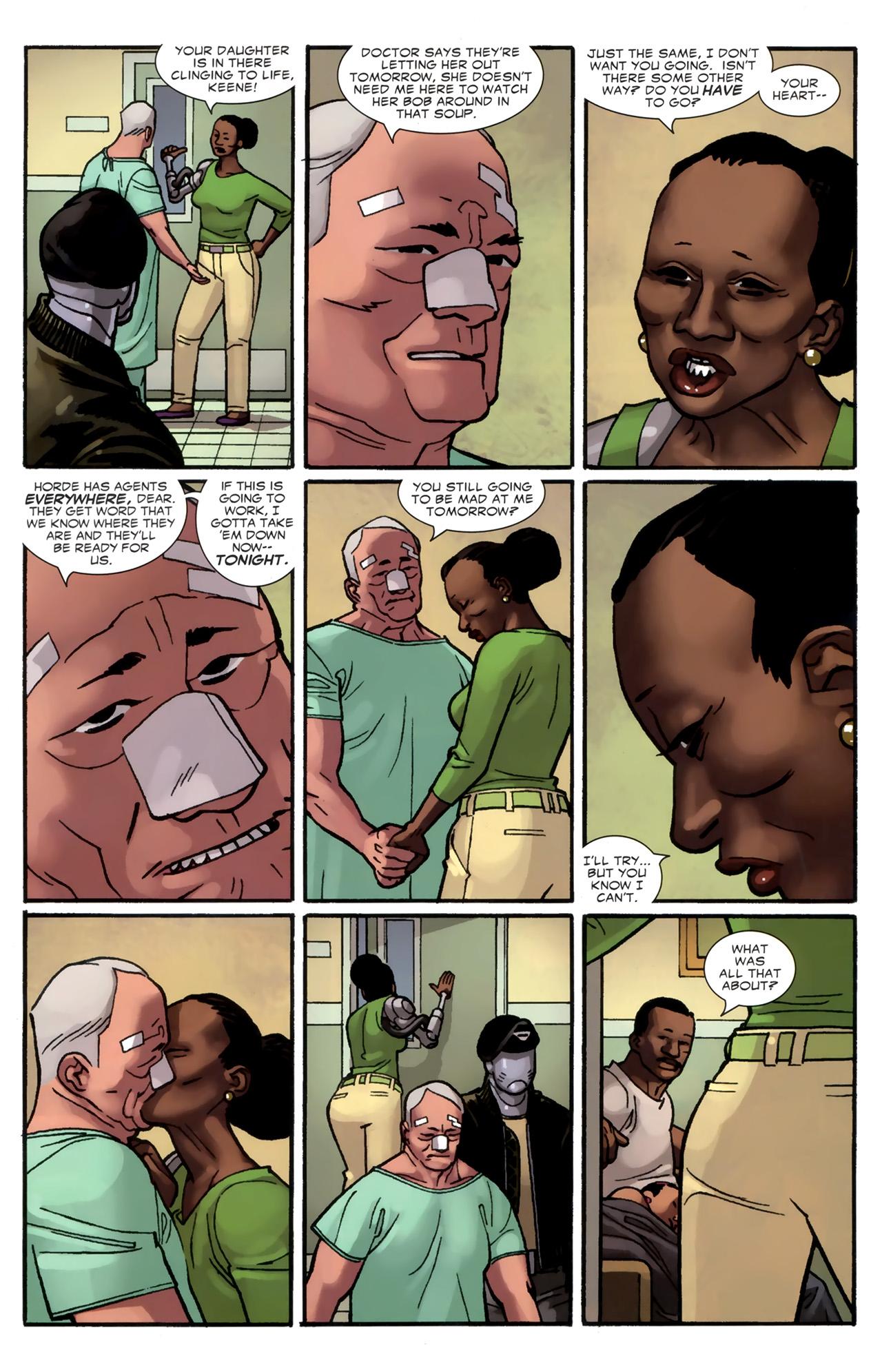 Read online Destroyer comic -  Issue #4 - 4