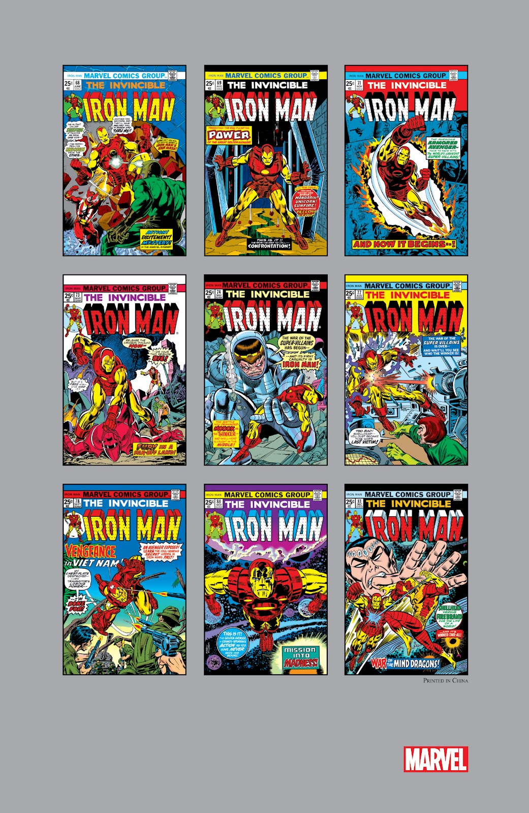 Read online Marvel Masterworks: The Invincible Iron Man comic -  Issue # TPB 10 (Part 3) - 59