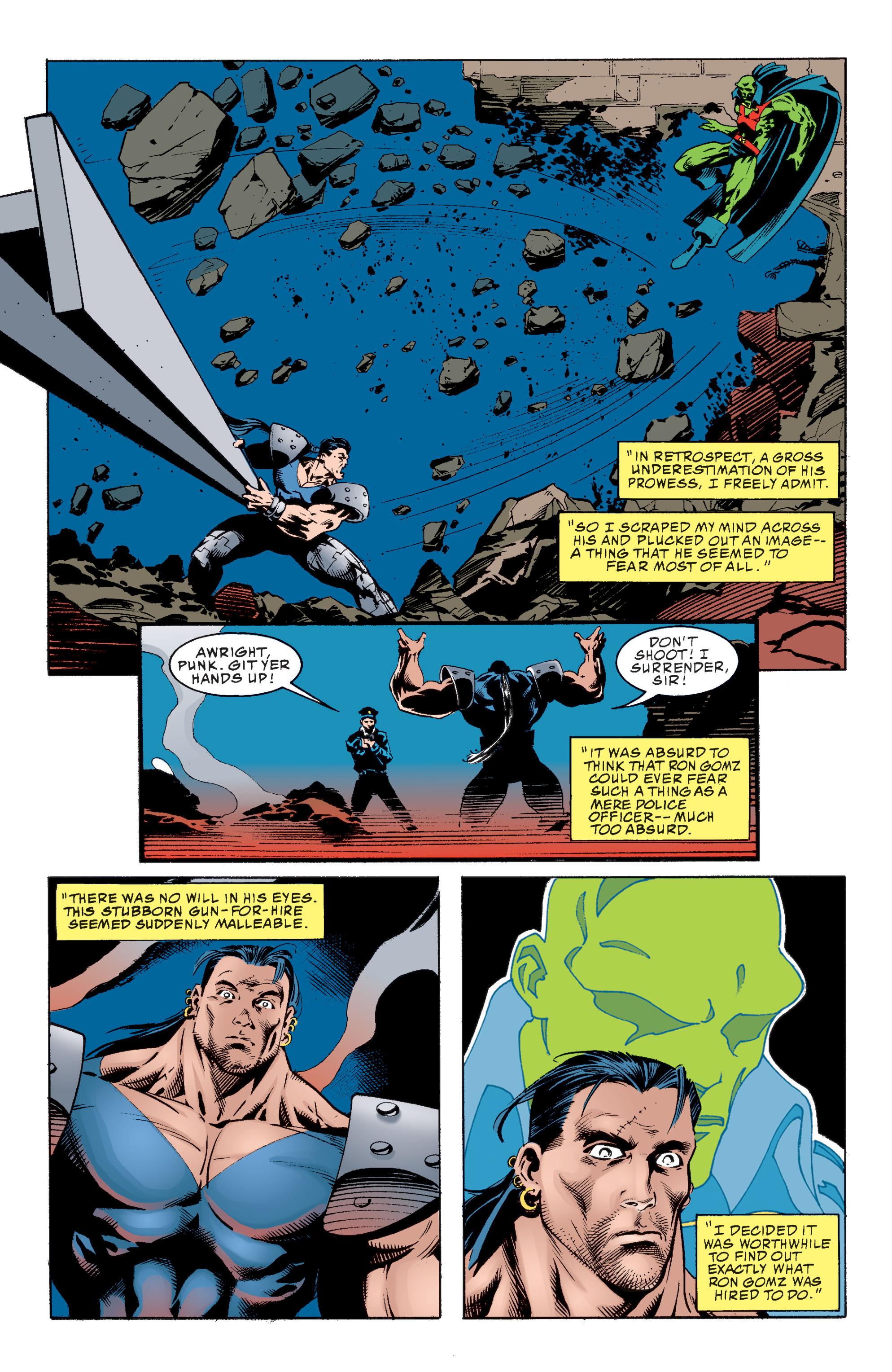 Read online Martian Manhunter: Son of Mars comic -  Issue # TPB - 141
