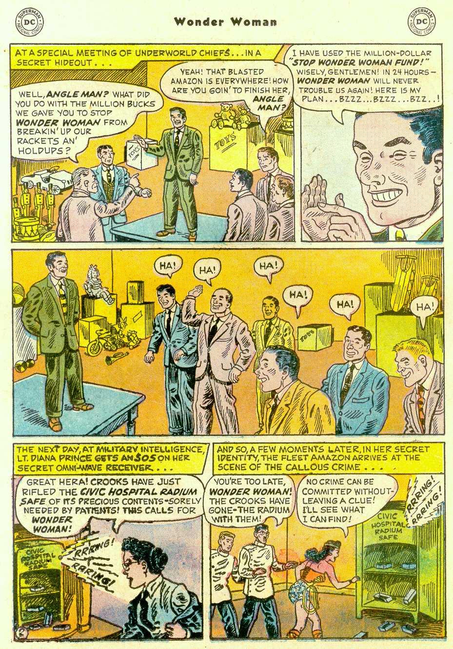 Read online Wonder Woman (1942) comic -  Issue #96 - 27