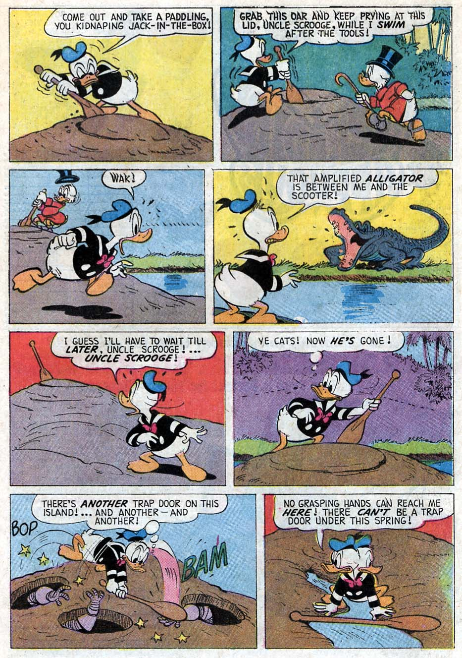 Read online Uncle Scrooge (1953) comic -  Issue #97 - 13