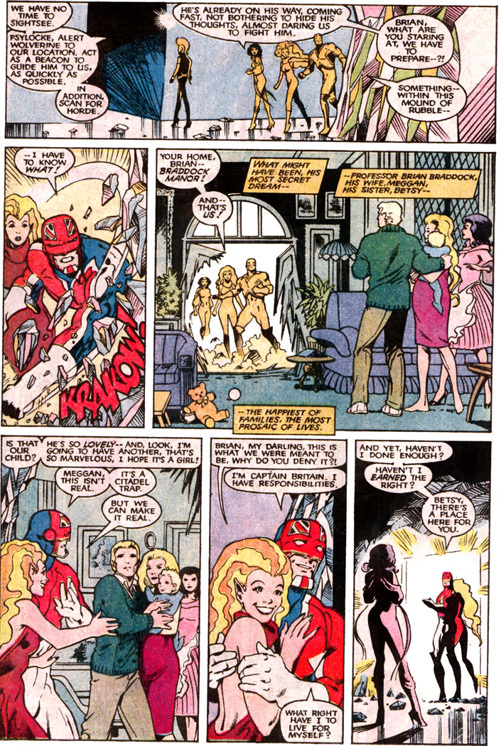 Uncanny X-Men (1963) issue _Annual_11 - Page 29