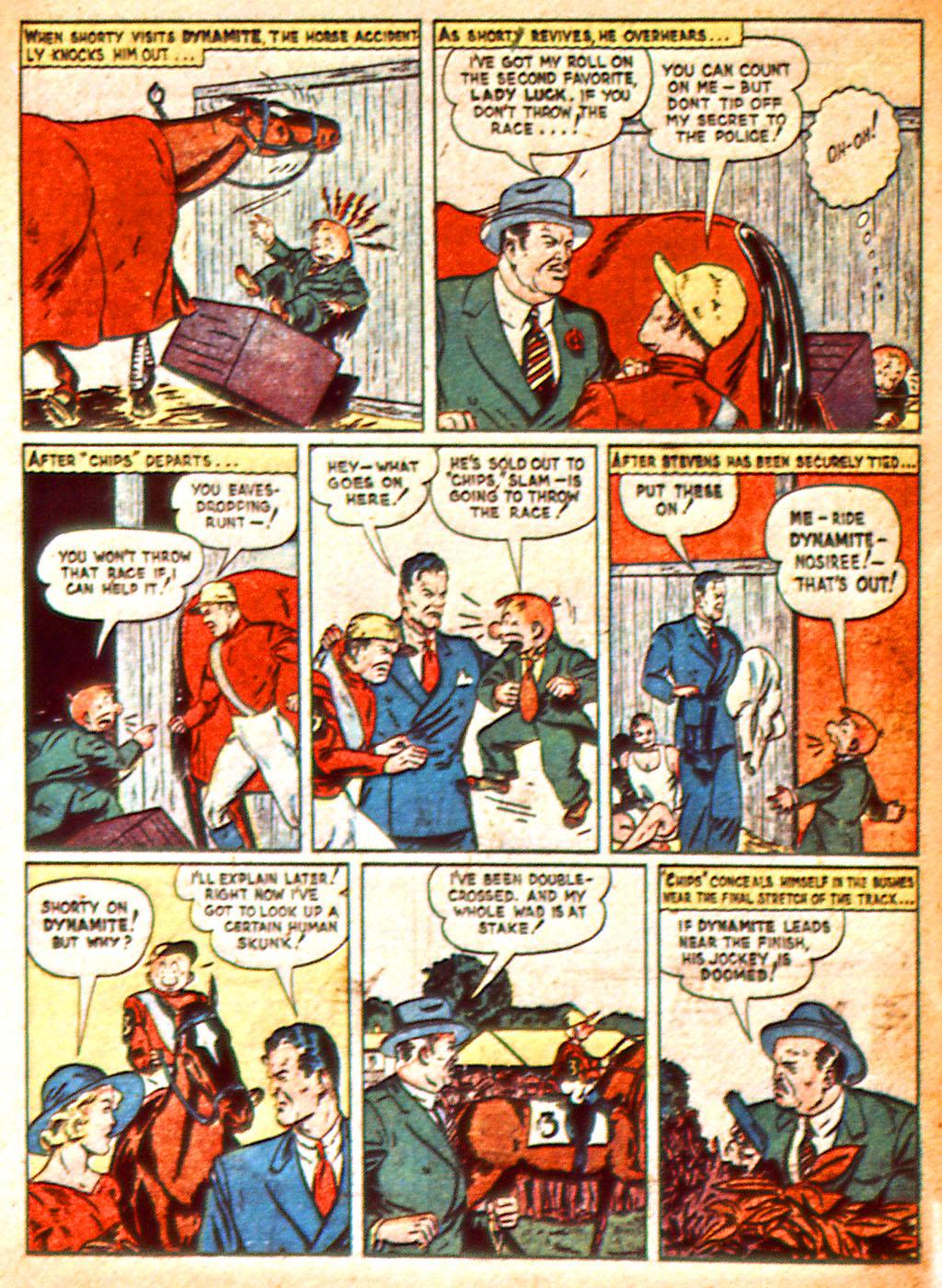 Read online Detective Comics (1937) comic -  Issue #37 - 65