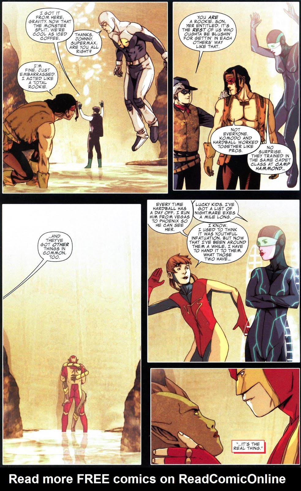 Read online Avengers: The Initiative comic -  Issue # _Special 1 - 11