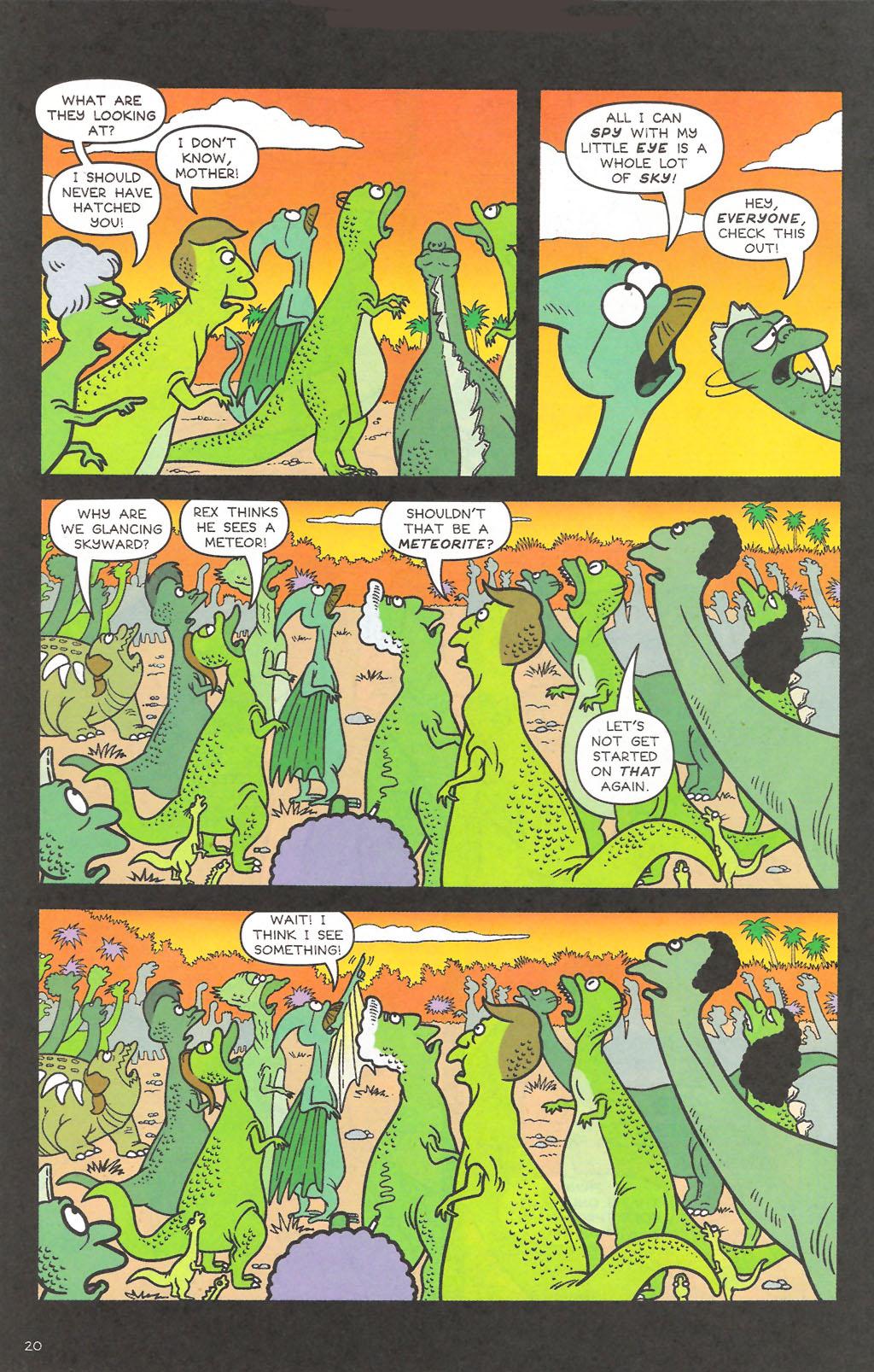 Read online Simpsons Comics comic -  Issue #111 - 21