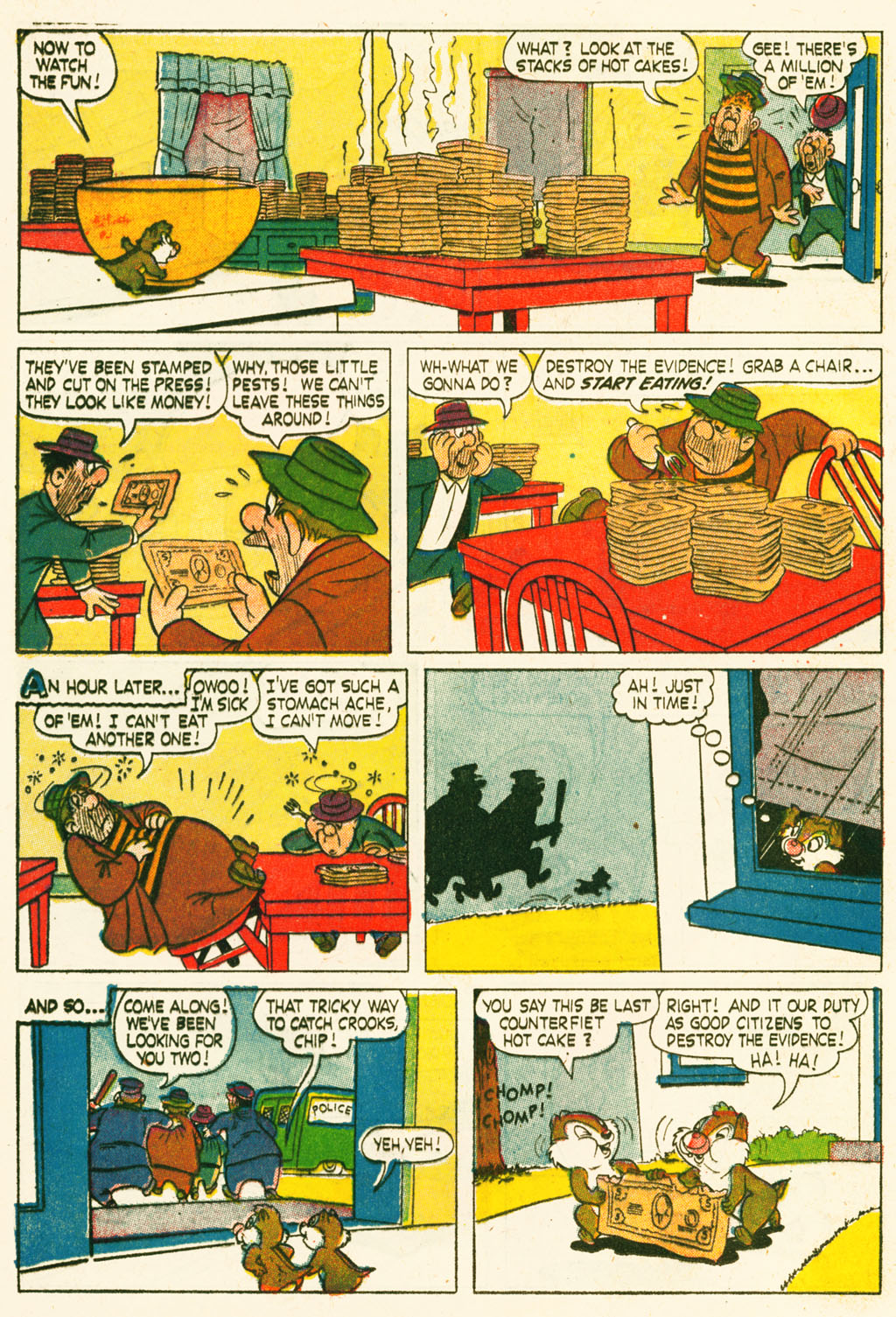 Walt Disneys Chip N Dale issue 20 - Page 16