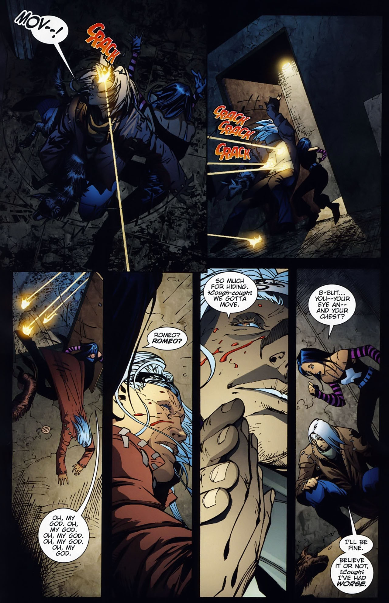Read online Dead Romeo comic -  Issue #2 - 6
