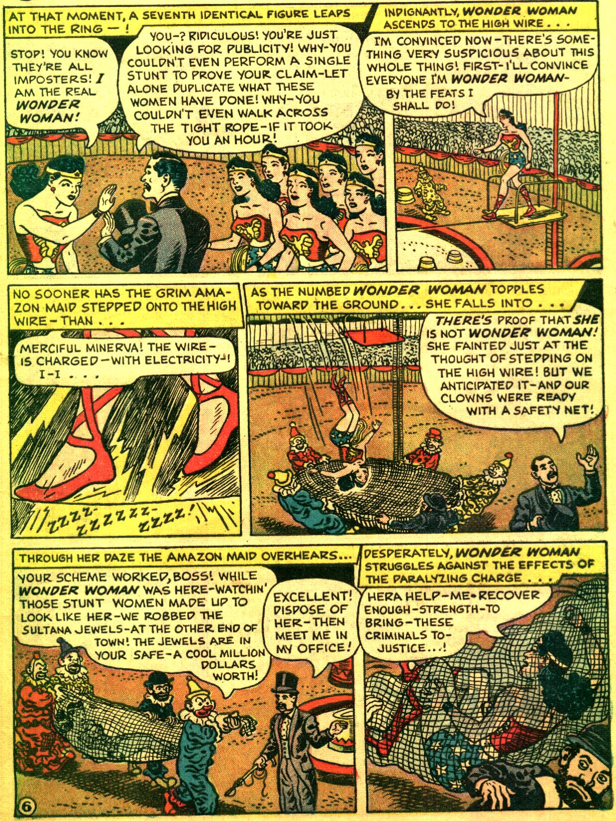 Read online Wonder Woman (1942) comic -  Issue #92 - 29