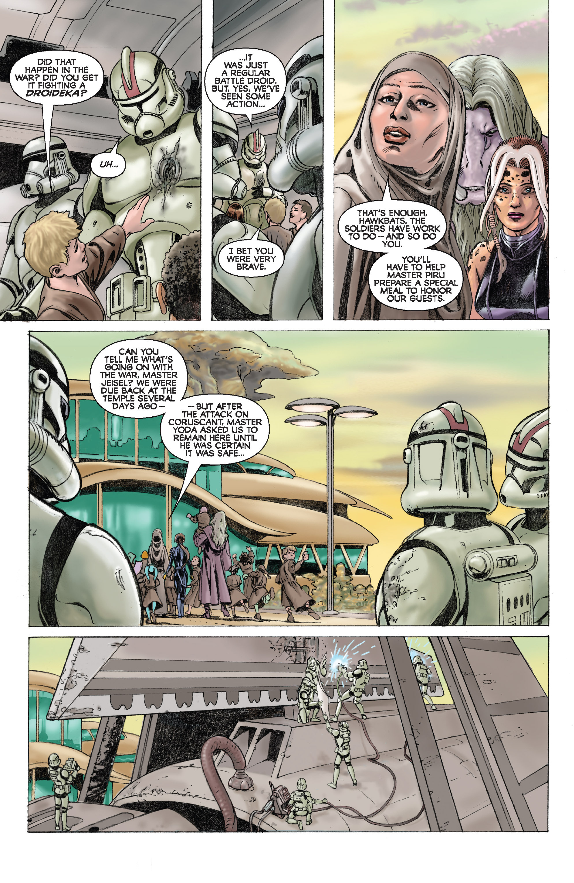 Read online Star Wars Omnibus comic -  Issue # Vol. 31 - 174