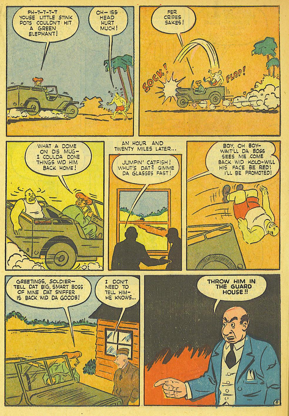 Daredevil (1941) issue 21 - Page 33