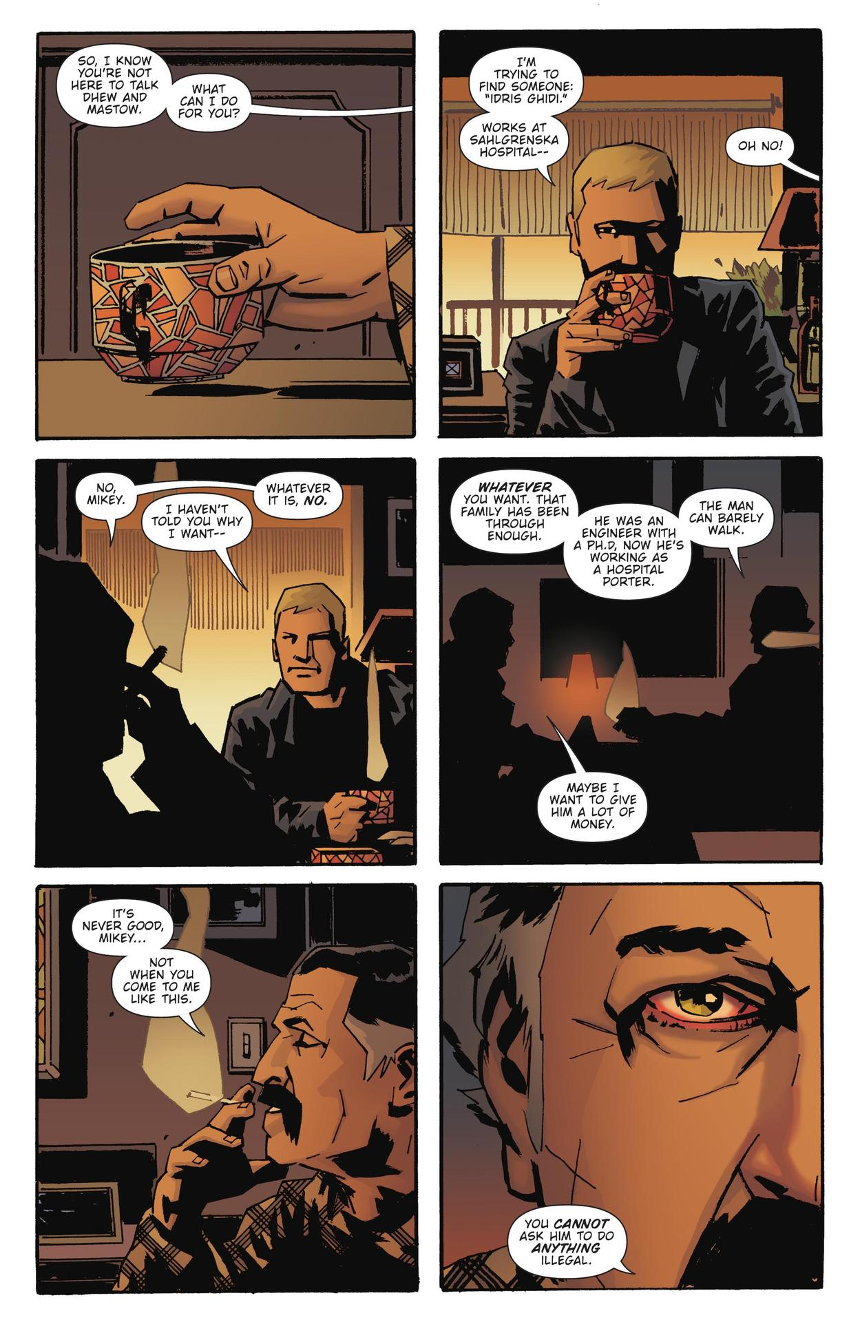 Read online The Girl Who Kicked The Hornet's Nest comic -  Issue # TPB - 136