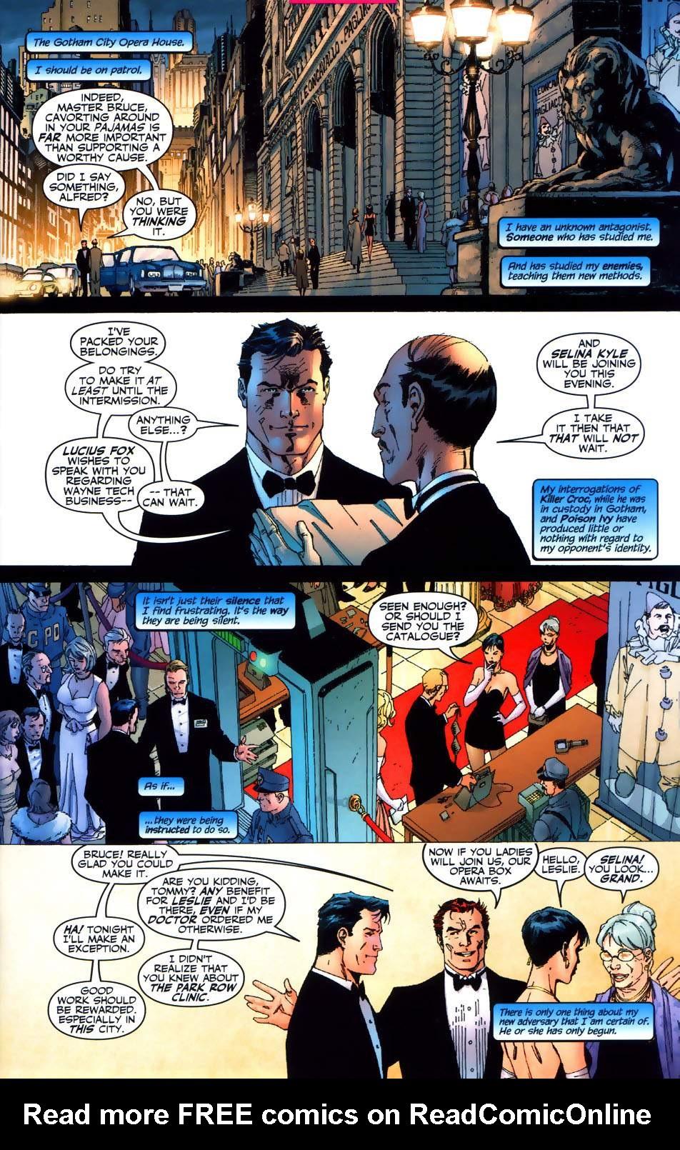 Read online Batman: Hush comic -  Issue #6 - 2