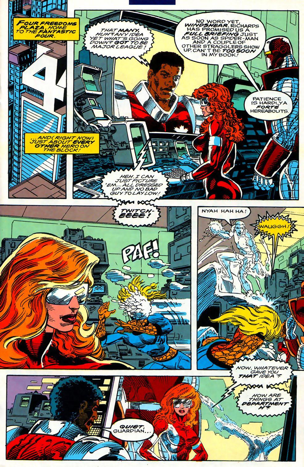 Read online Alpha Flight (1983) comic -  Issue #110 - 9