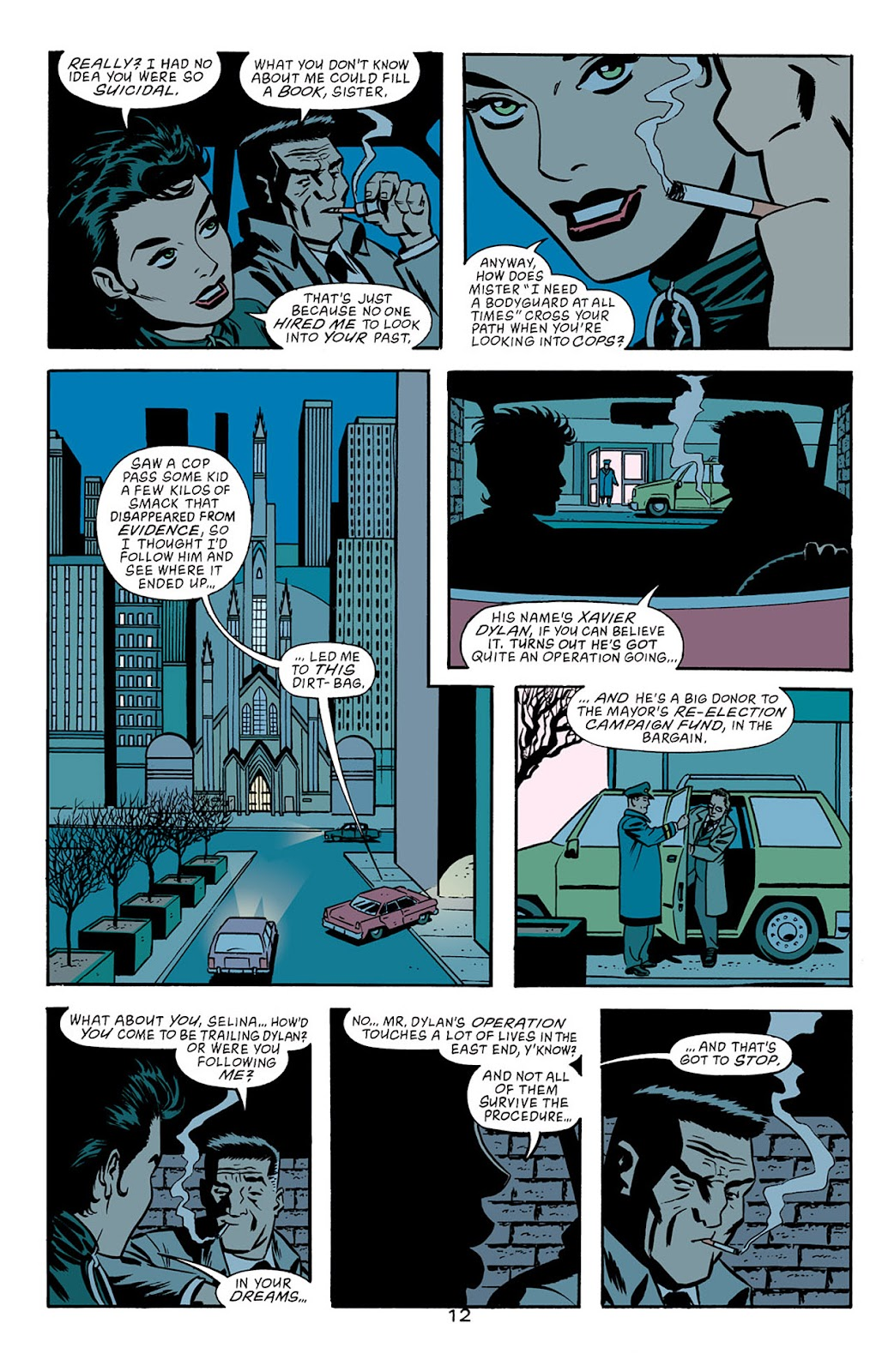 Catwoman (2002) Issue #5 #5 - English 13