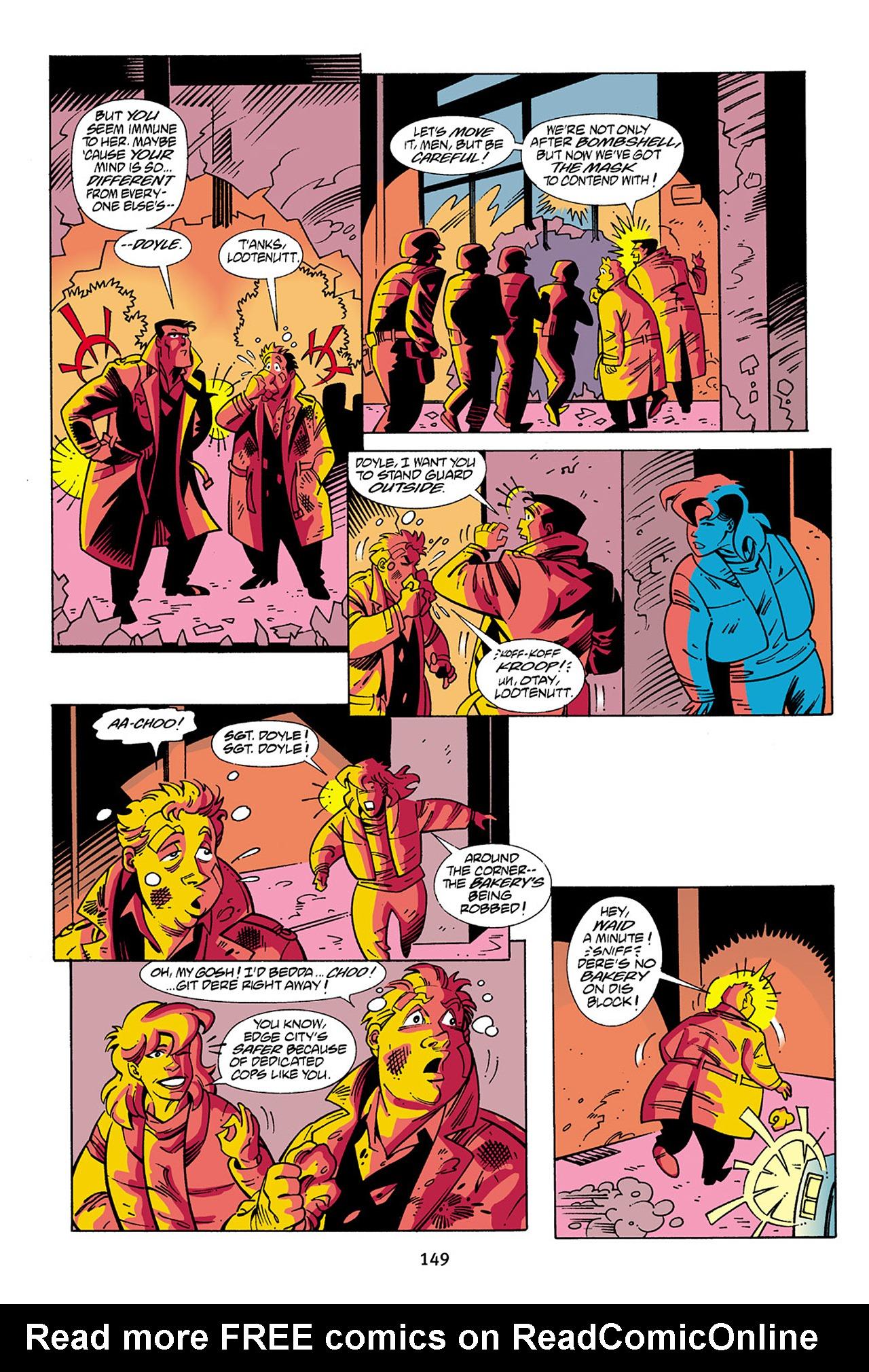 Read online Adventures Of The Mask Omnibus comic -  Issue #Adventures Of The Mask Omnibus Full - 149