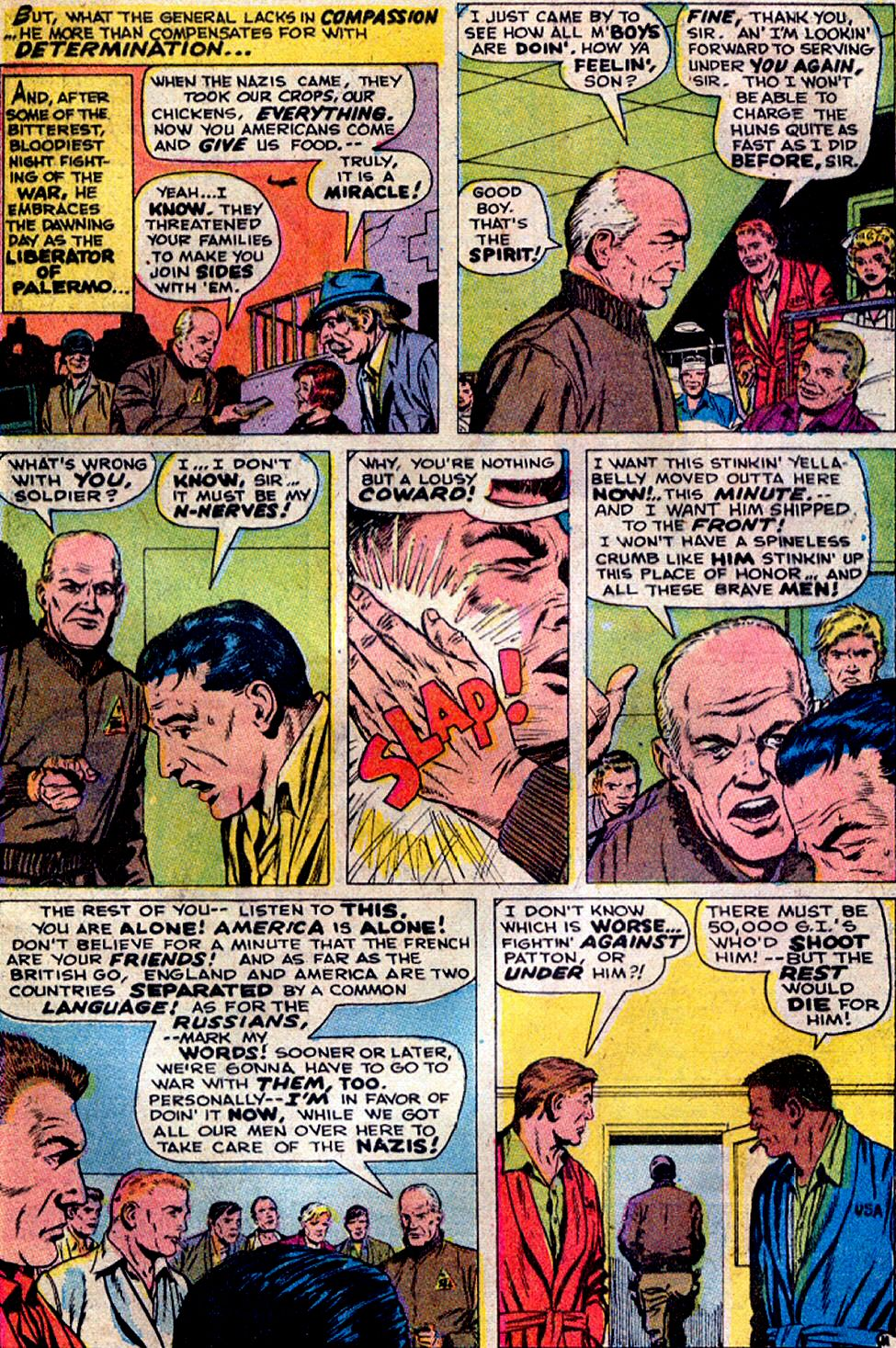 Read online Sgt. Fury comic -  Issue #88 - 17