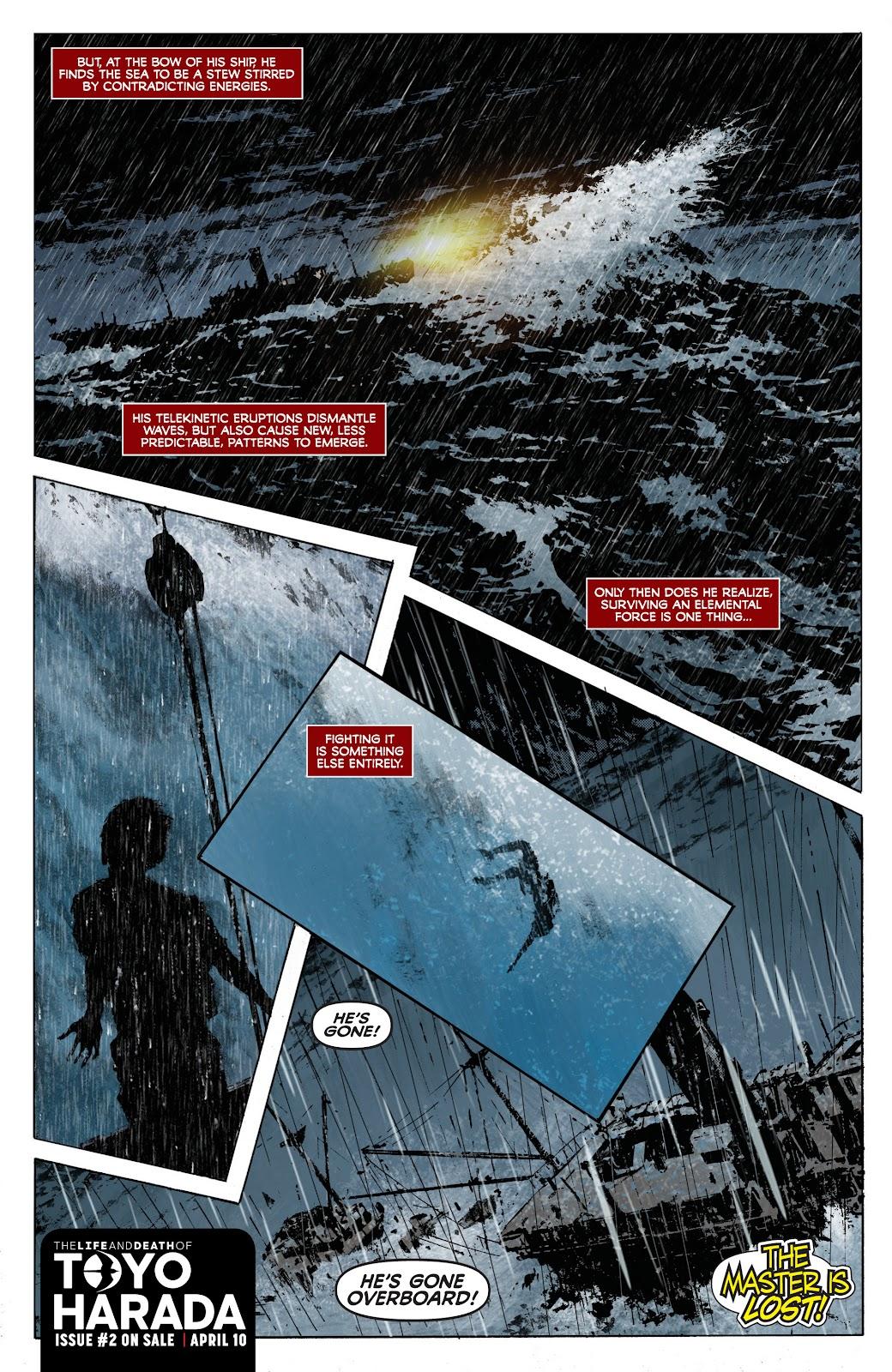 Read online X-O Manowar (2017) comic -  Issue #25 - 29