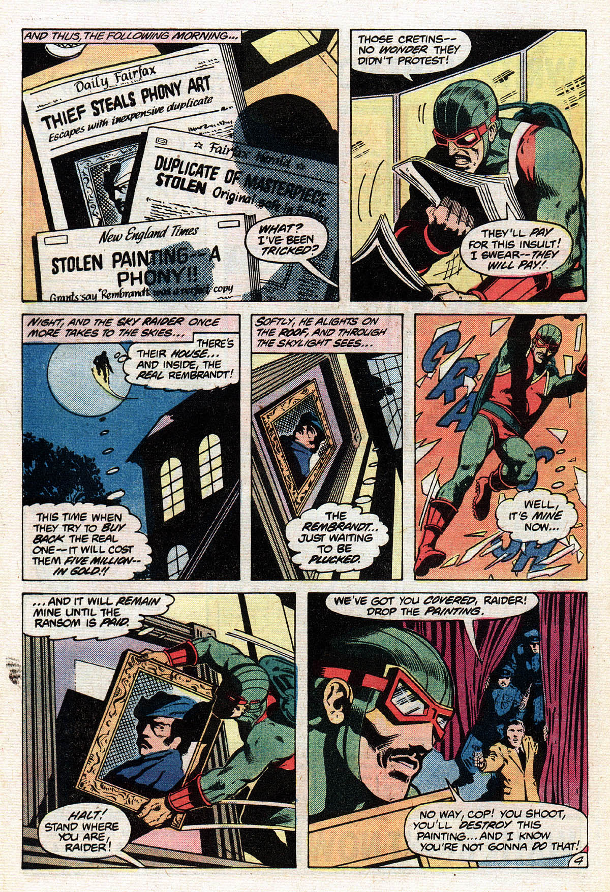 Read online Adventure Comics (1938) comic -  Issue #486 - 24