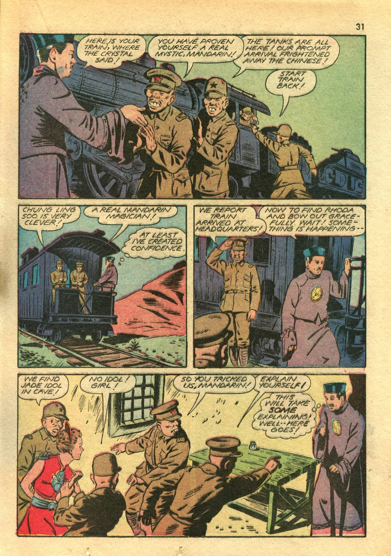 Read online Super-Magician Comics comic -  Issue #14 - 31