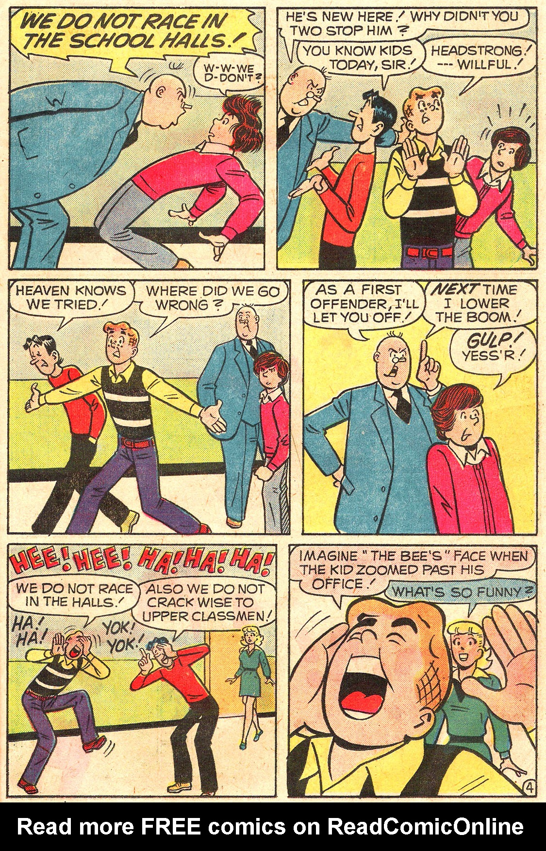 Read online Archie (1960) comic -  Issue #250 - 23