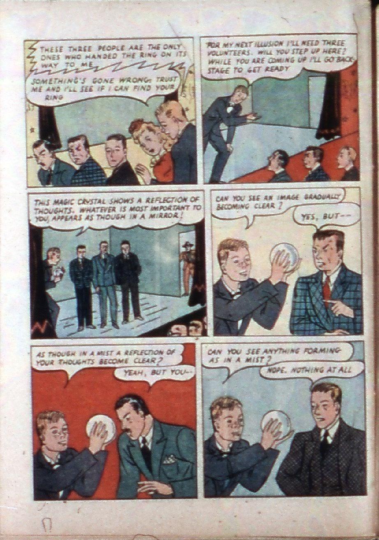 Read online Super-Magician Comics comic -  Issue #3 - 53