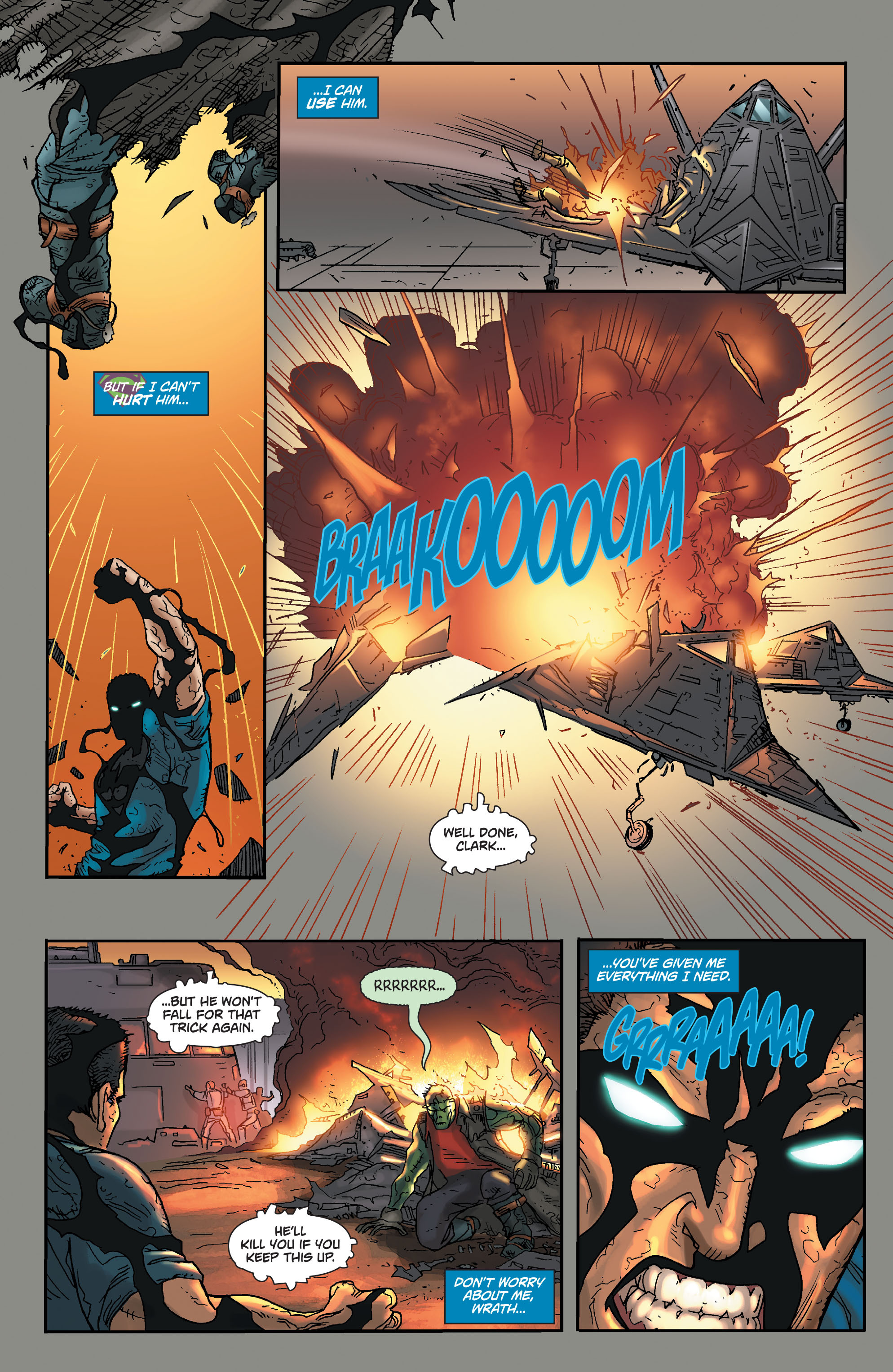Read online Action Comics (2011) comic -  Issue #46 - 23